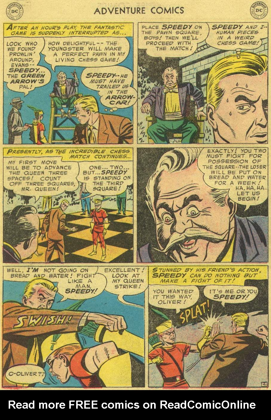 Read online Adventure Comics (1938) comic -  Issue #219 - 30