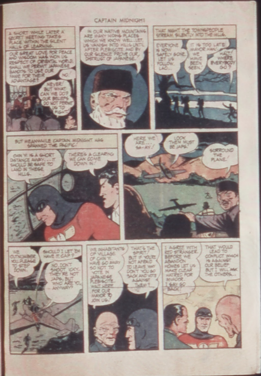 Captain Midnight (1942) issue 21 - Page 29