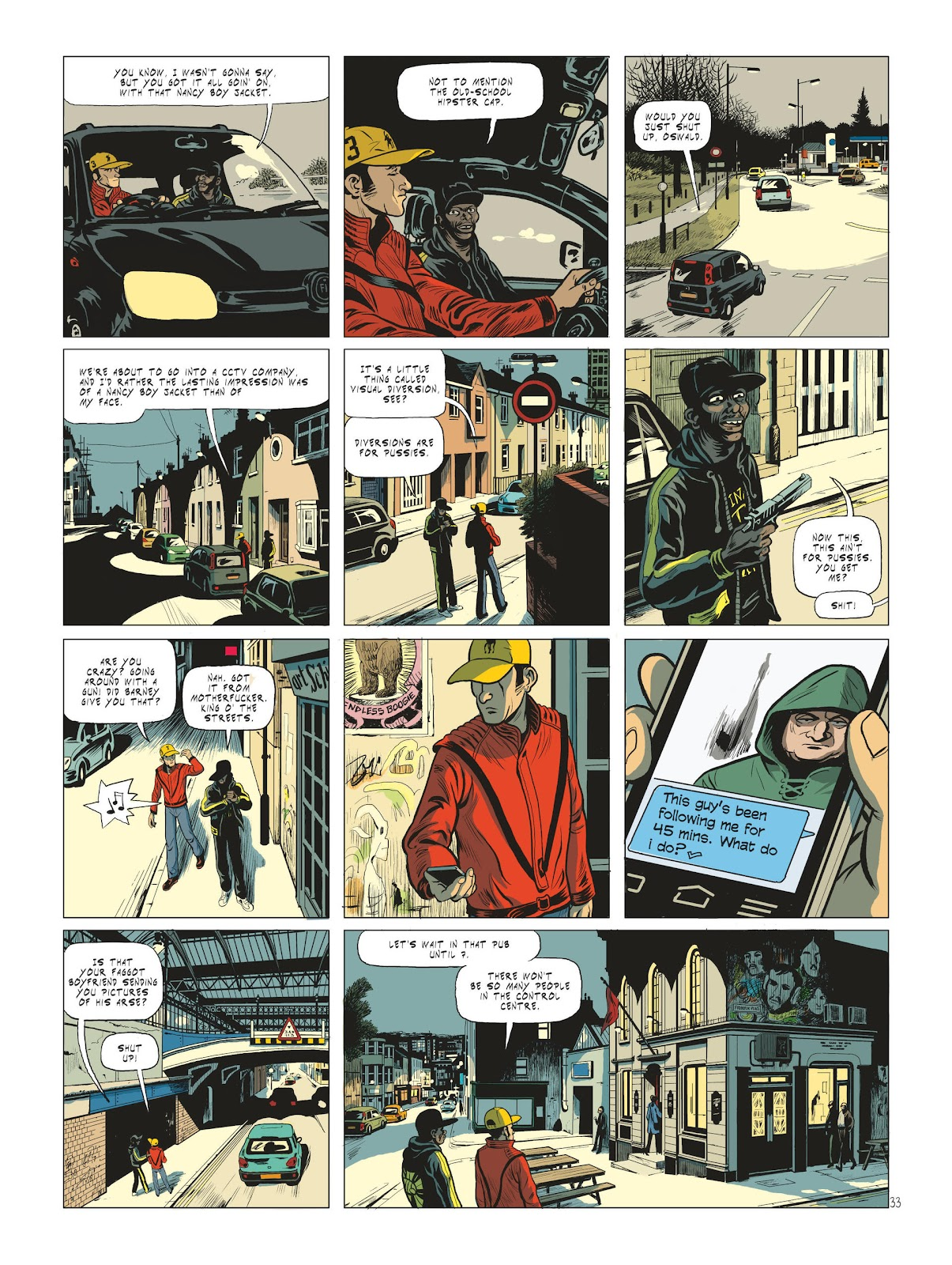 Read online Maggy Garrisson comic -  Issue #2 - 35