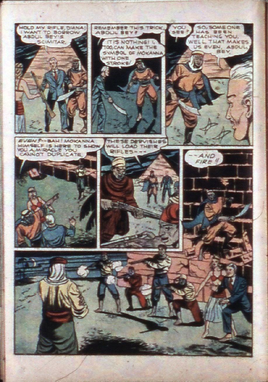 Read online Super-Magician Comics comic -  Issue #3 - 30