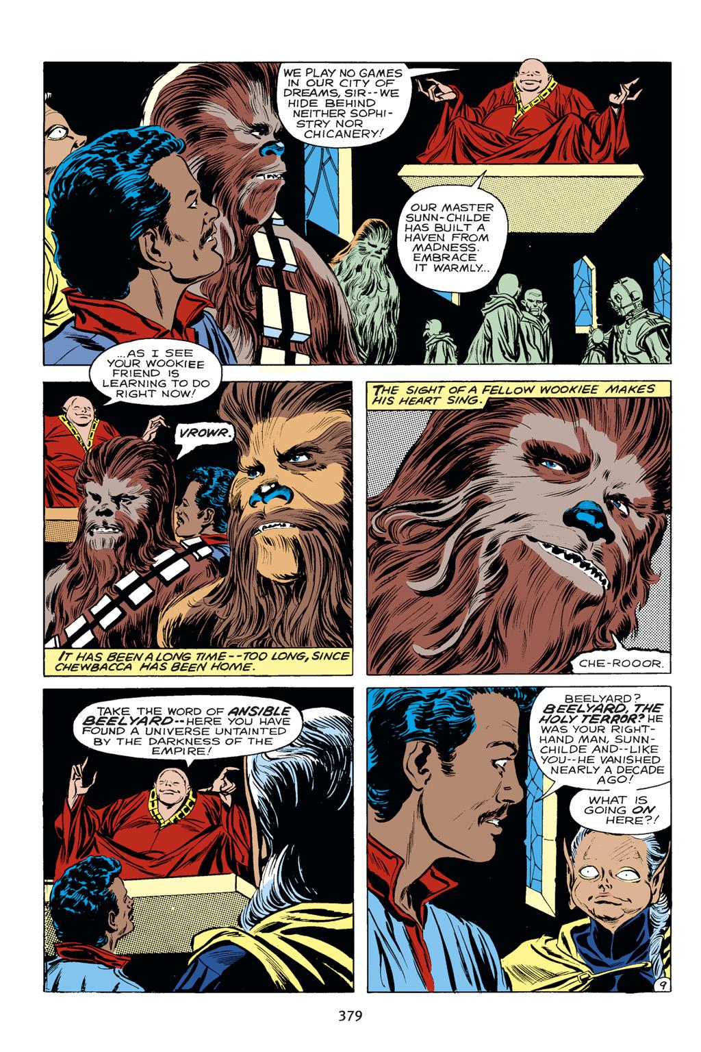 Read online Star Wars Omnibus comic -  Issue # Vol. 14 - 375