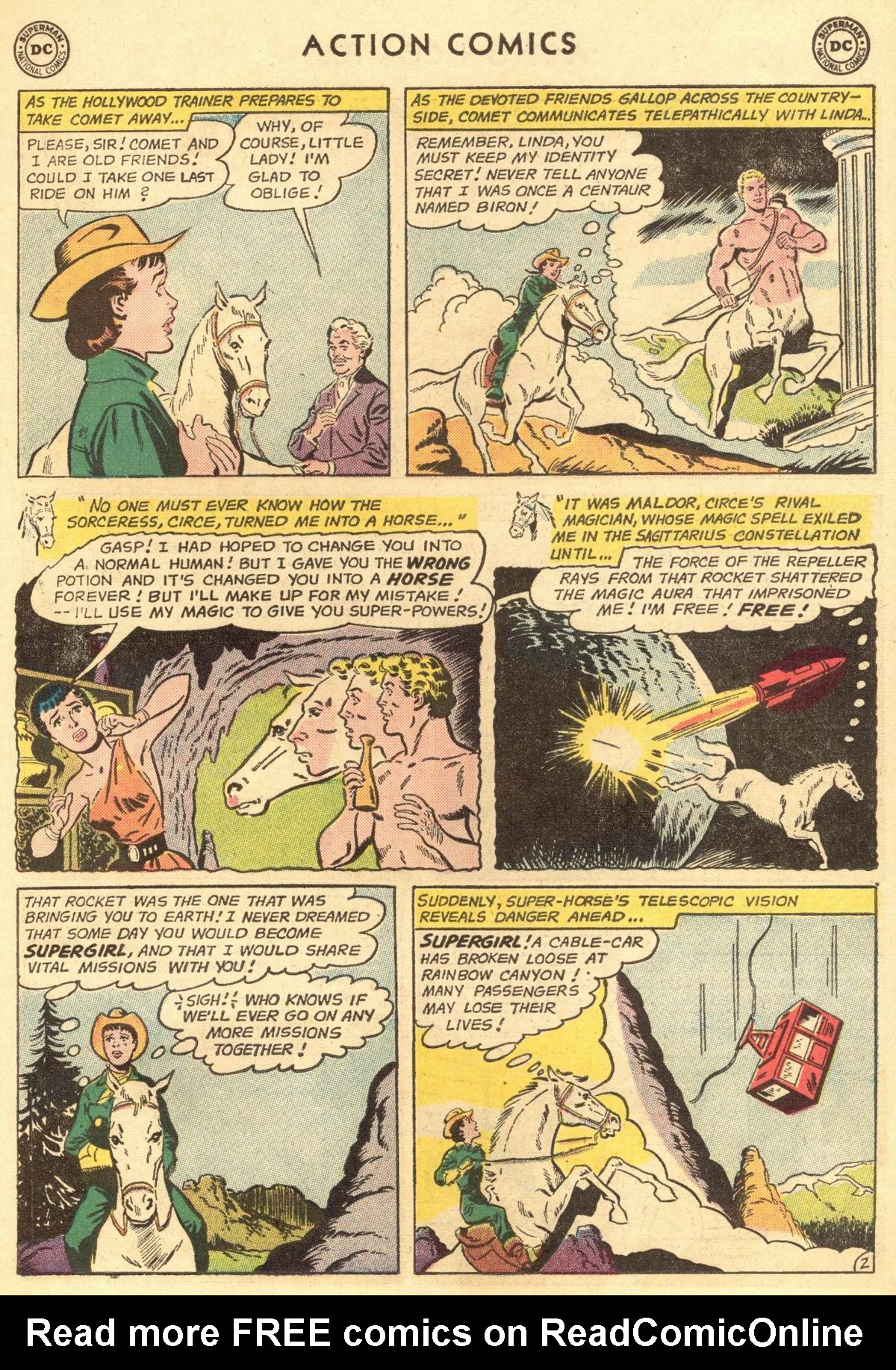 Action Comics (1938) 294 Page 22