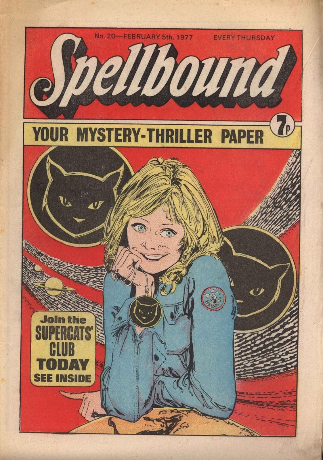 Spellbound (1988) issue 20 - Page 1