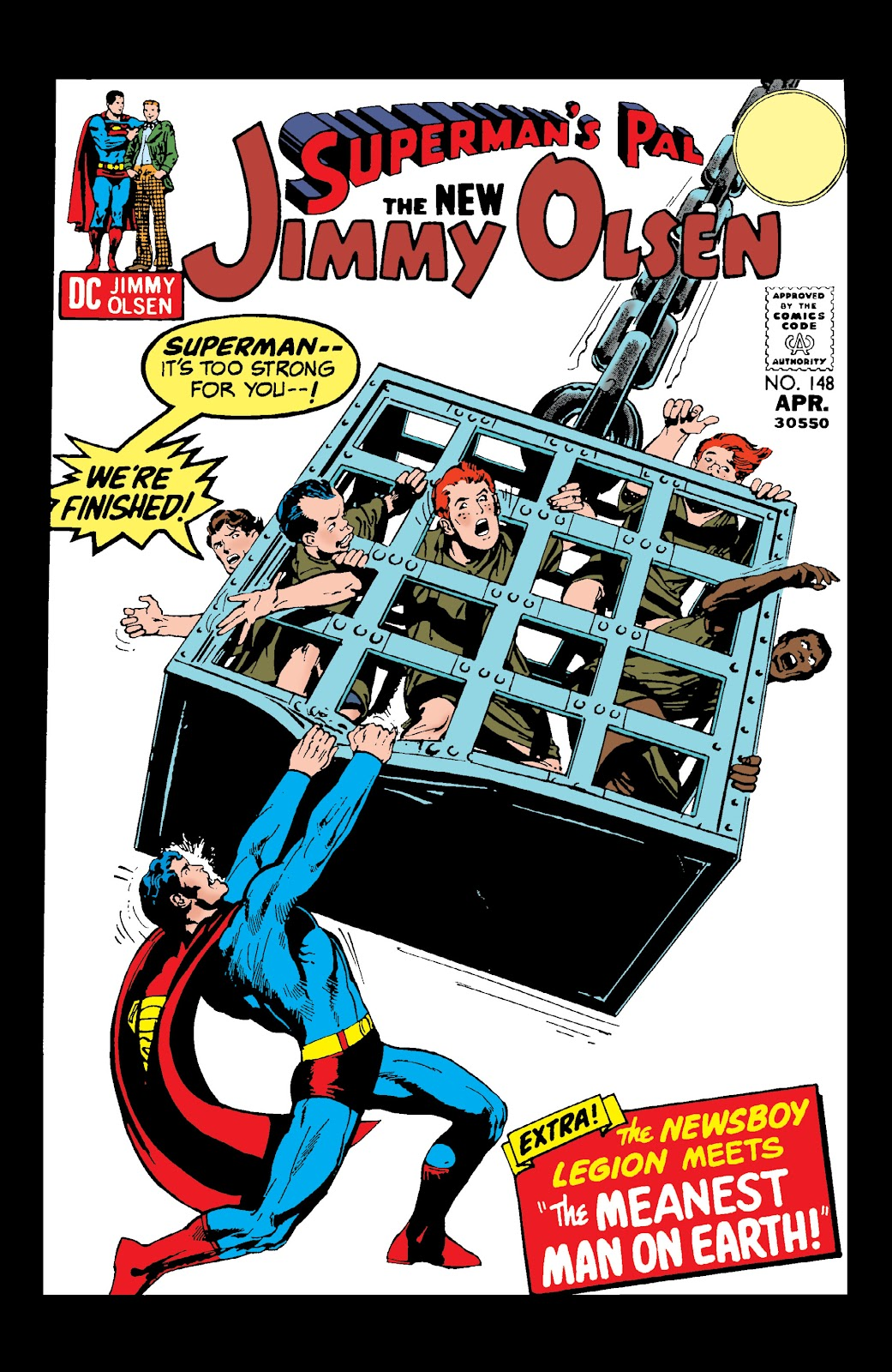 Read online Superman's Pal, Jimmy Olsen by Jack Kirby comic -  Issue # TPB (Part 4) - 36