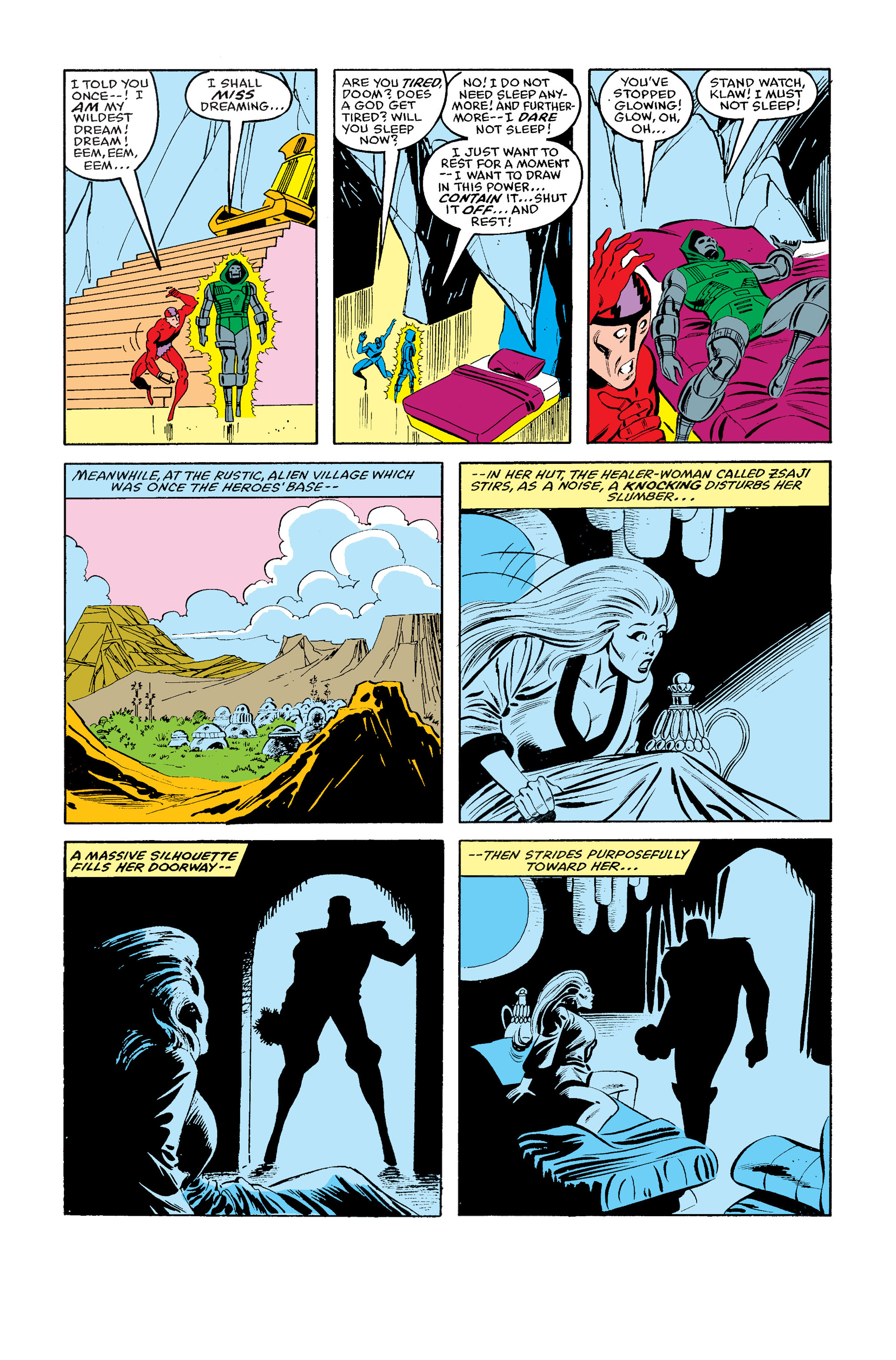 Read online Secret Wars (1985) comic -  Issue #11 - 16