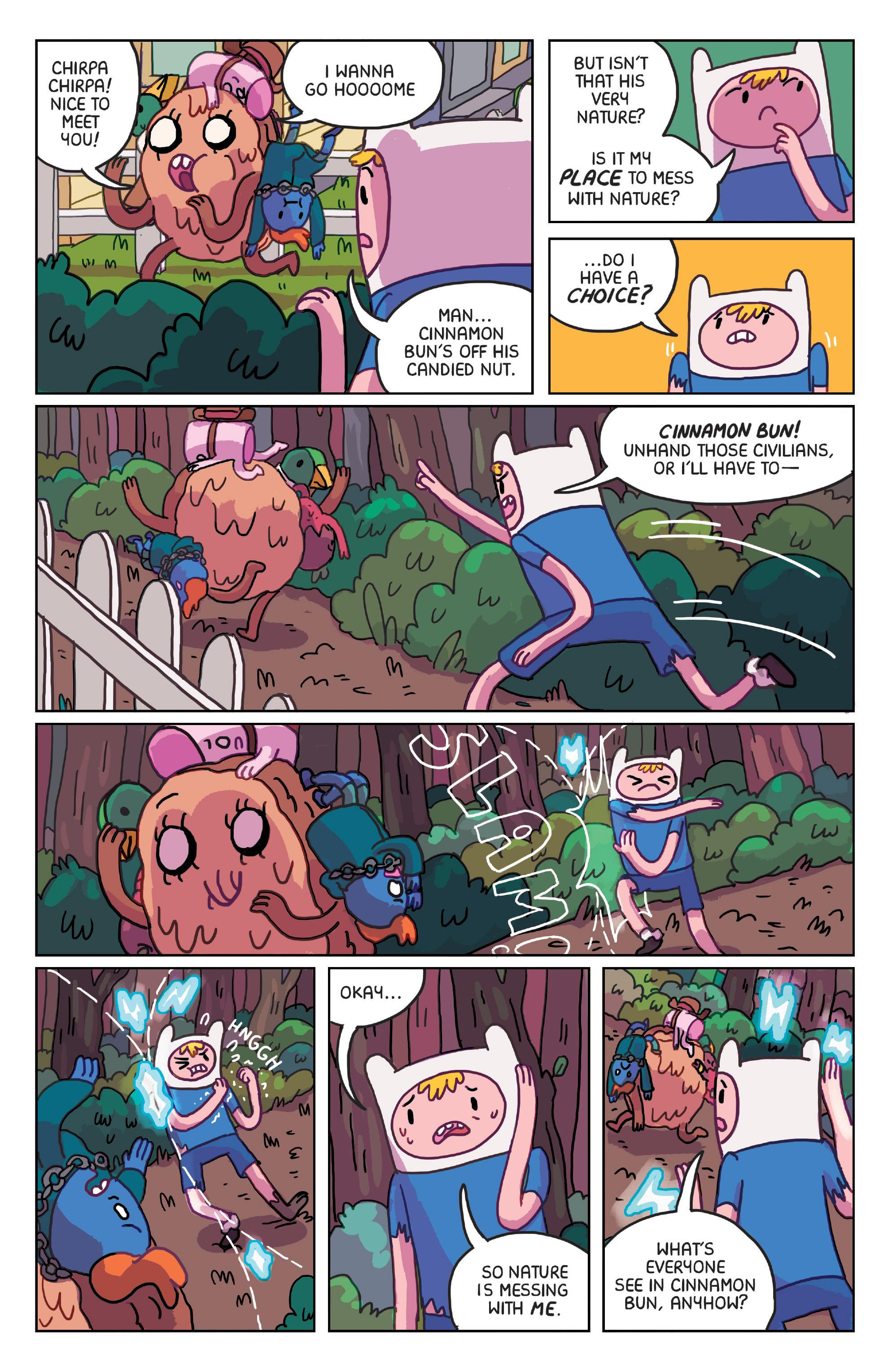 Read online Adventure Time: Marceline Gone Adrift comic -  Issue #4 - 16