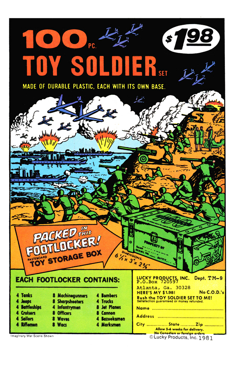 Read online Sgt. Fury comic -  Issue #164 - 36