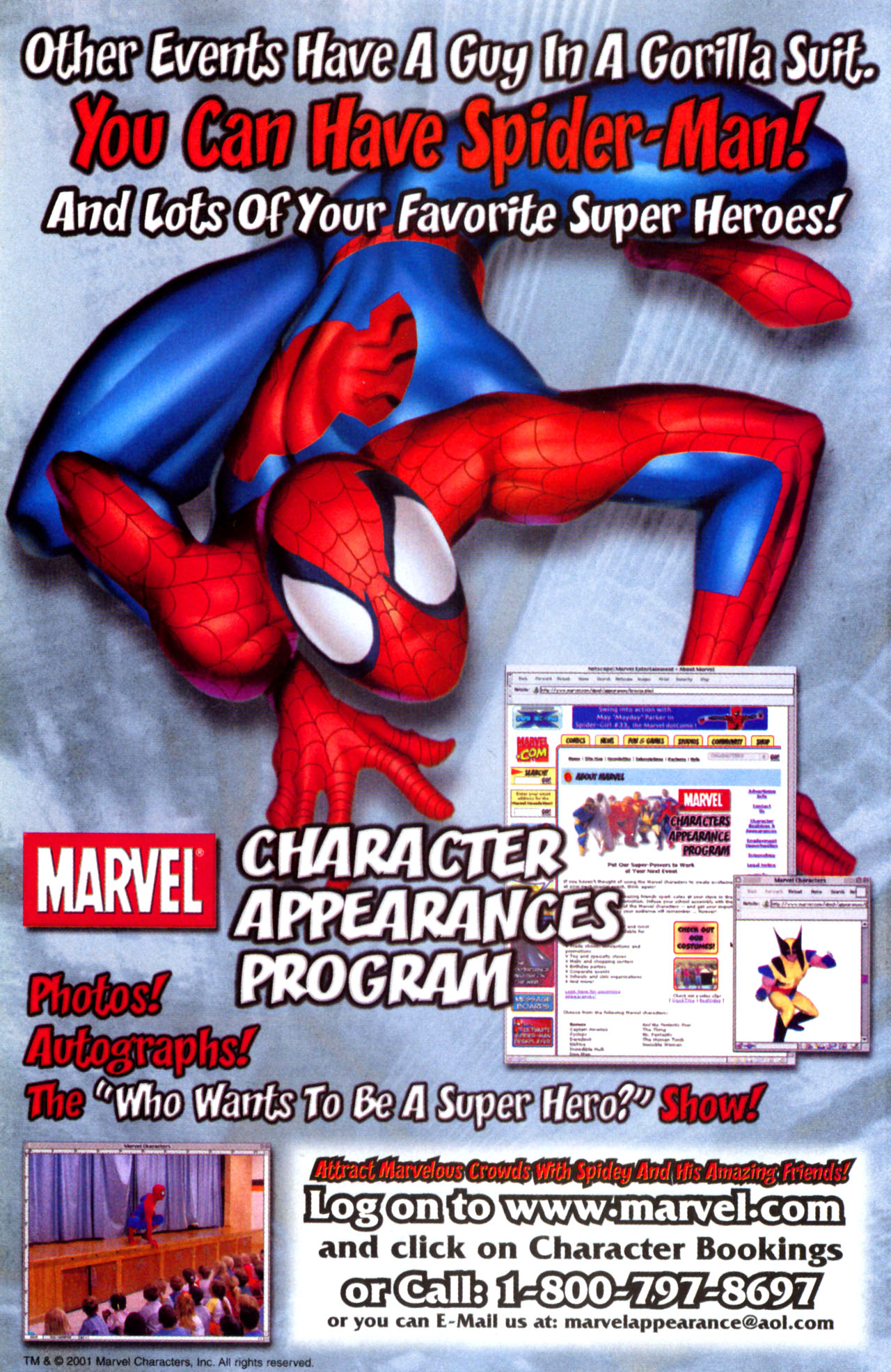 Read online Ultimate Marvel Team-Up comic -  Issue #6 - 23