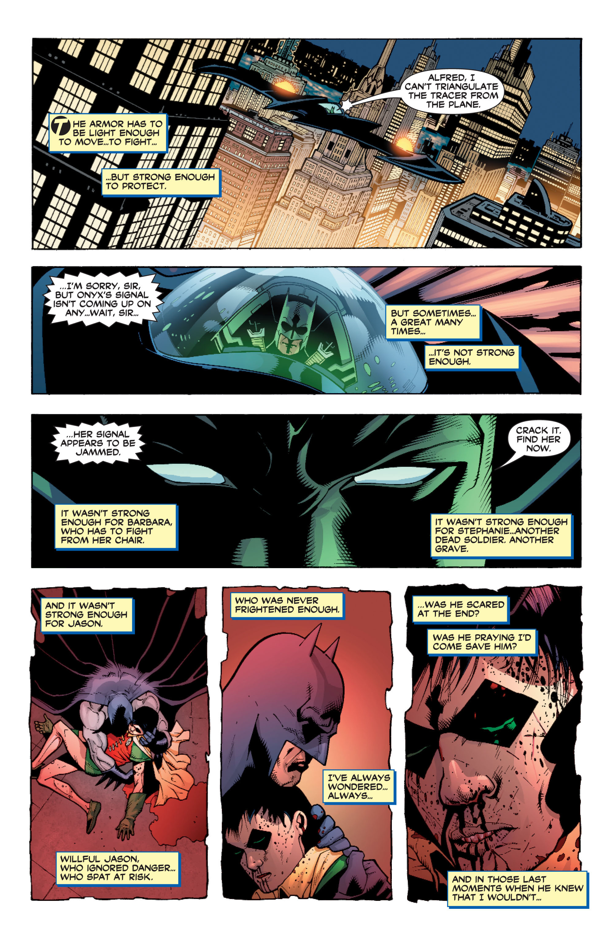 Read online Batman: Under The Red Hood comic -  Issue # Full - 152