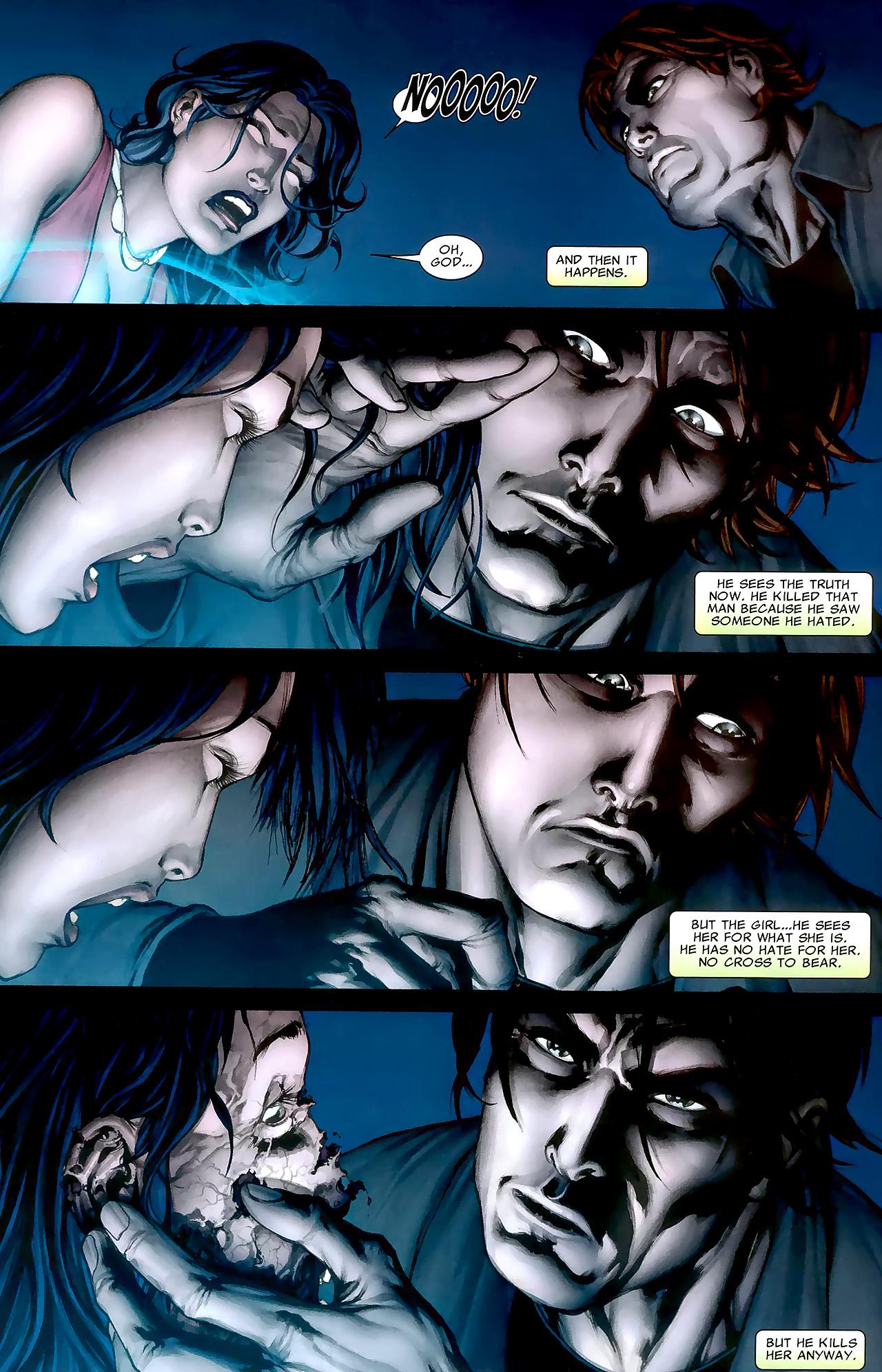 Read online X Necrosha: The Gathering comic -  Issue # Full - 10