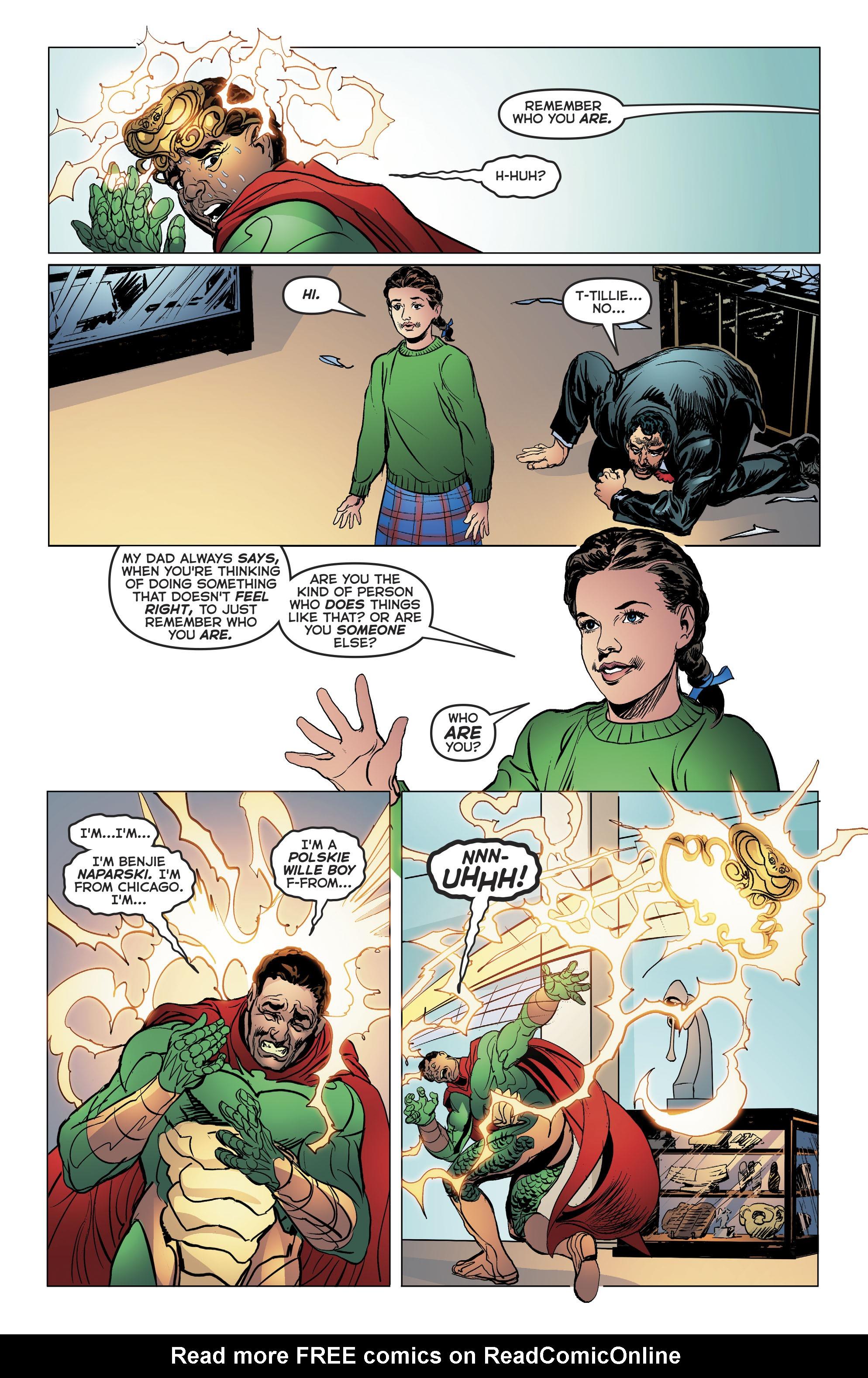 Read online Astro City comic -  Issue #43 - 22