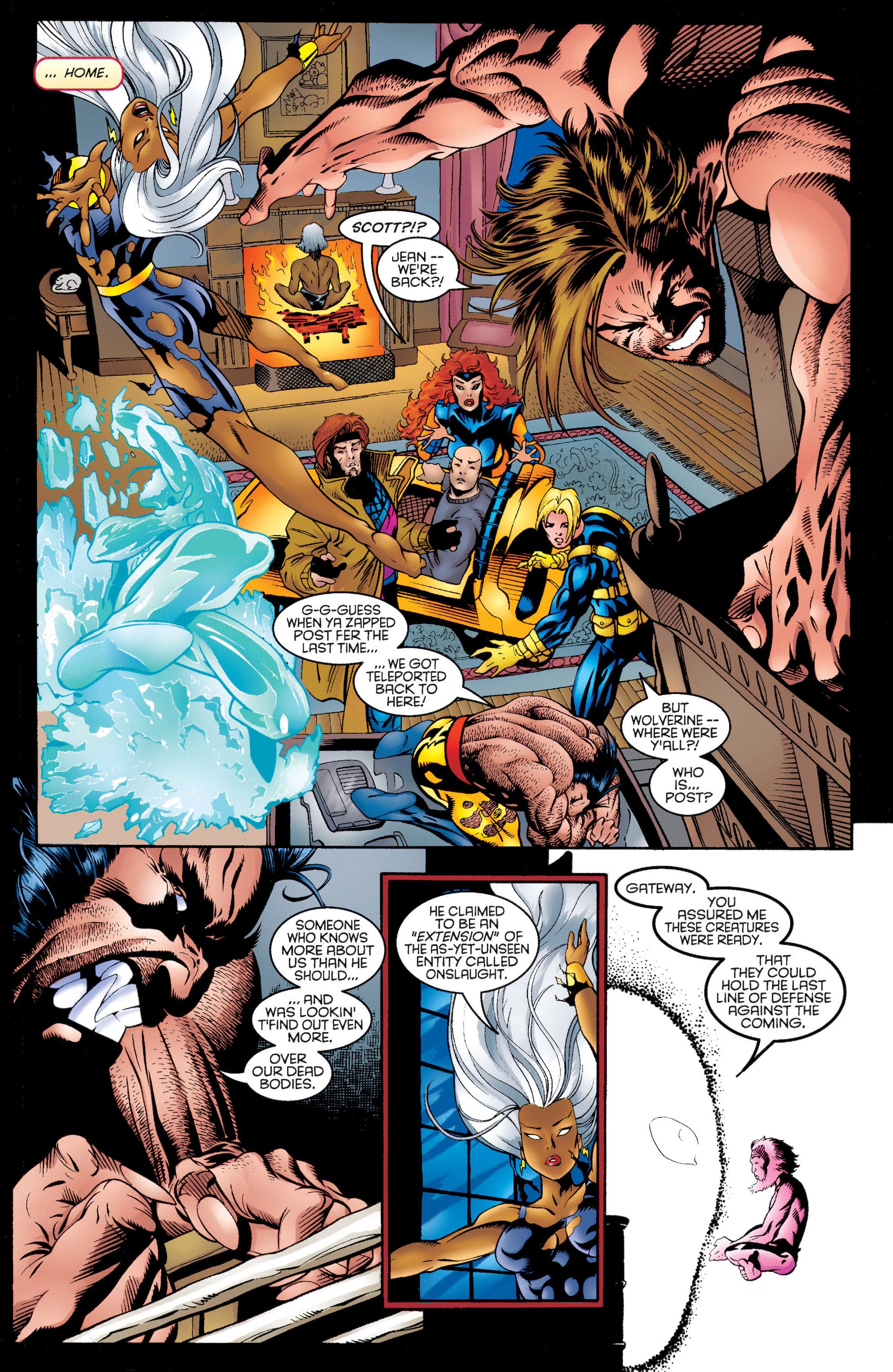 X-Men (1991) 50 Page 33