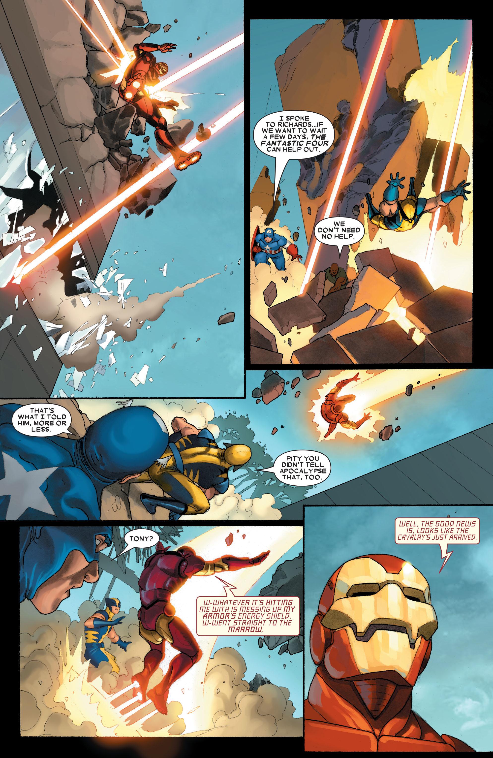 X-Men (1991) 186 Page 3