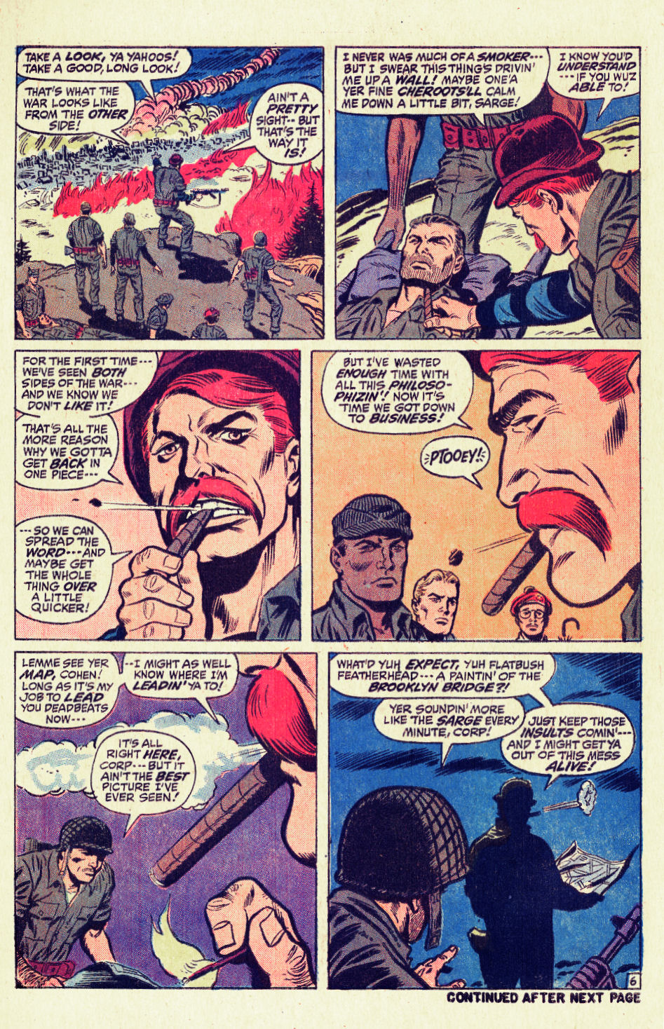 Read online Sgt. Fury comic -  Issue #96 - 9