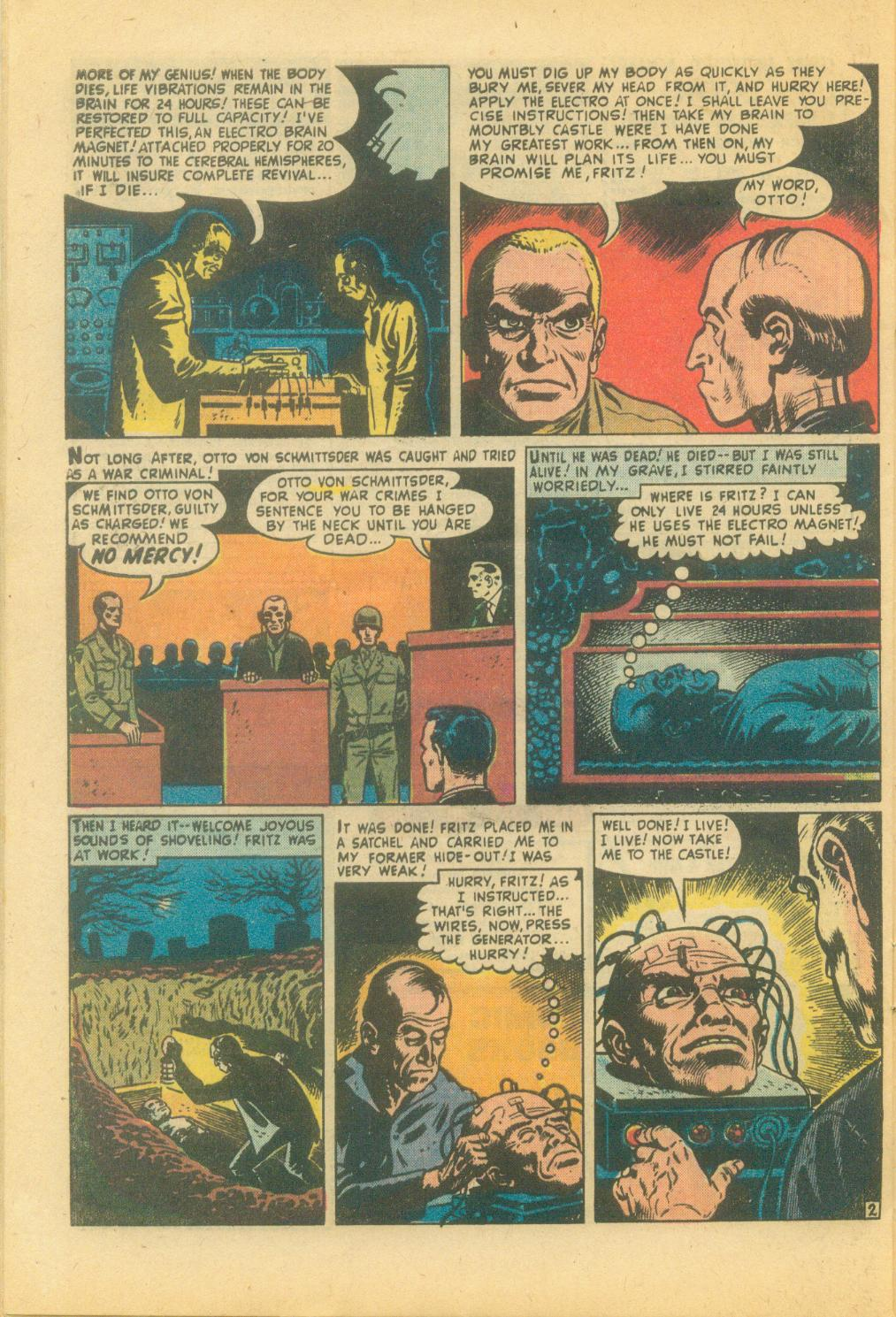 Crypt of Shadows (1973) issue 11 - Page 28