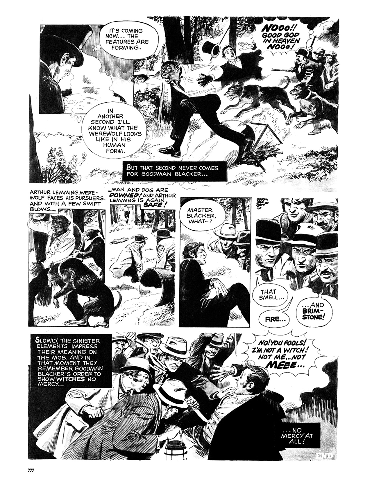 Read online Eerie Archives comic -  Issue # TPB 10 - 223
