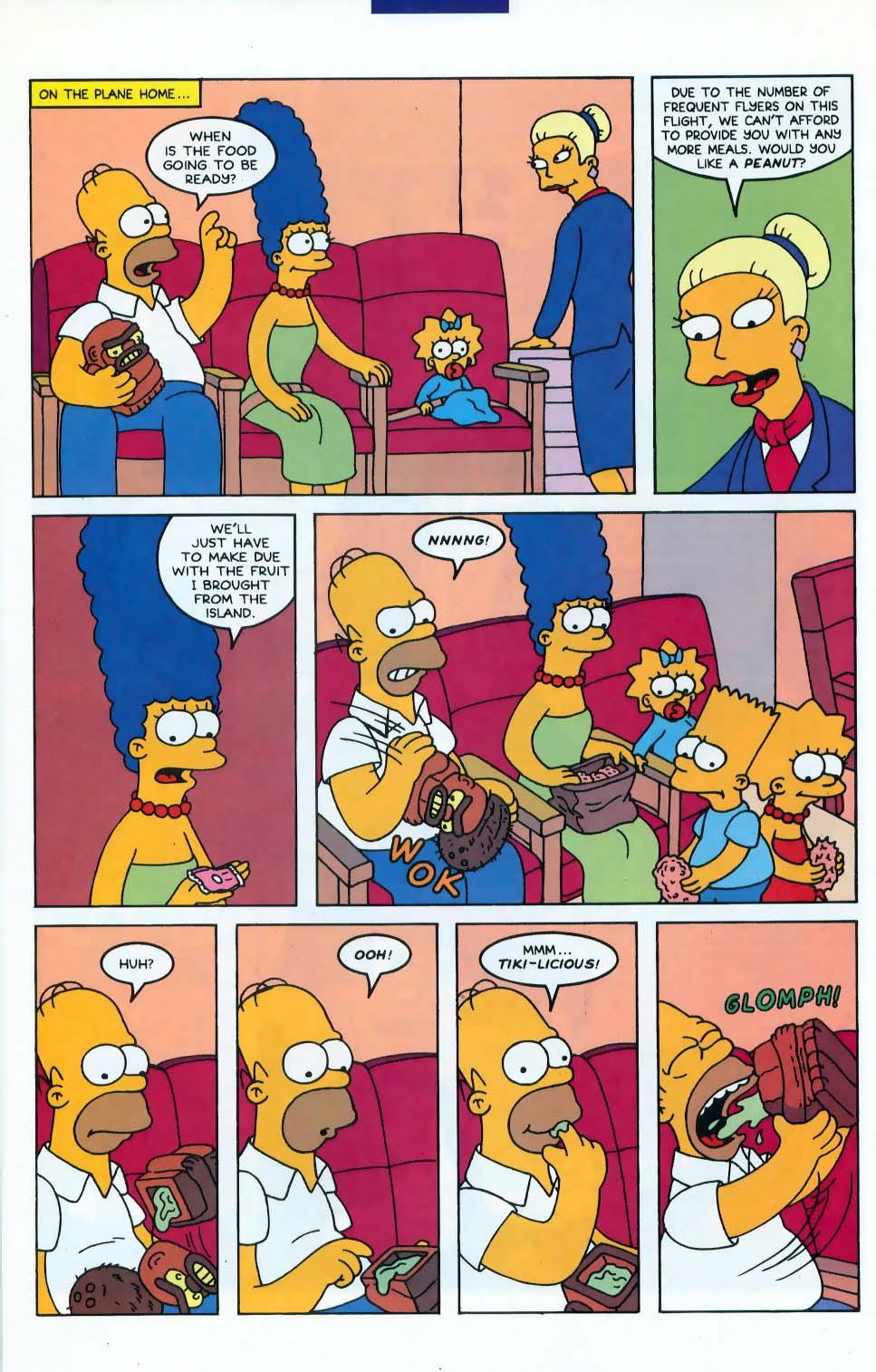 Read online Simpsons Comics comic -  Issue #10 - 19