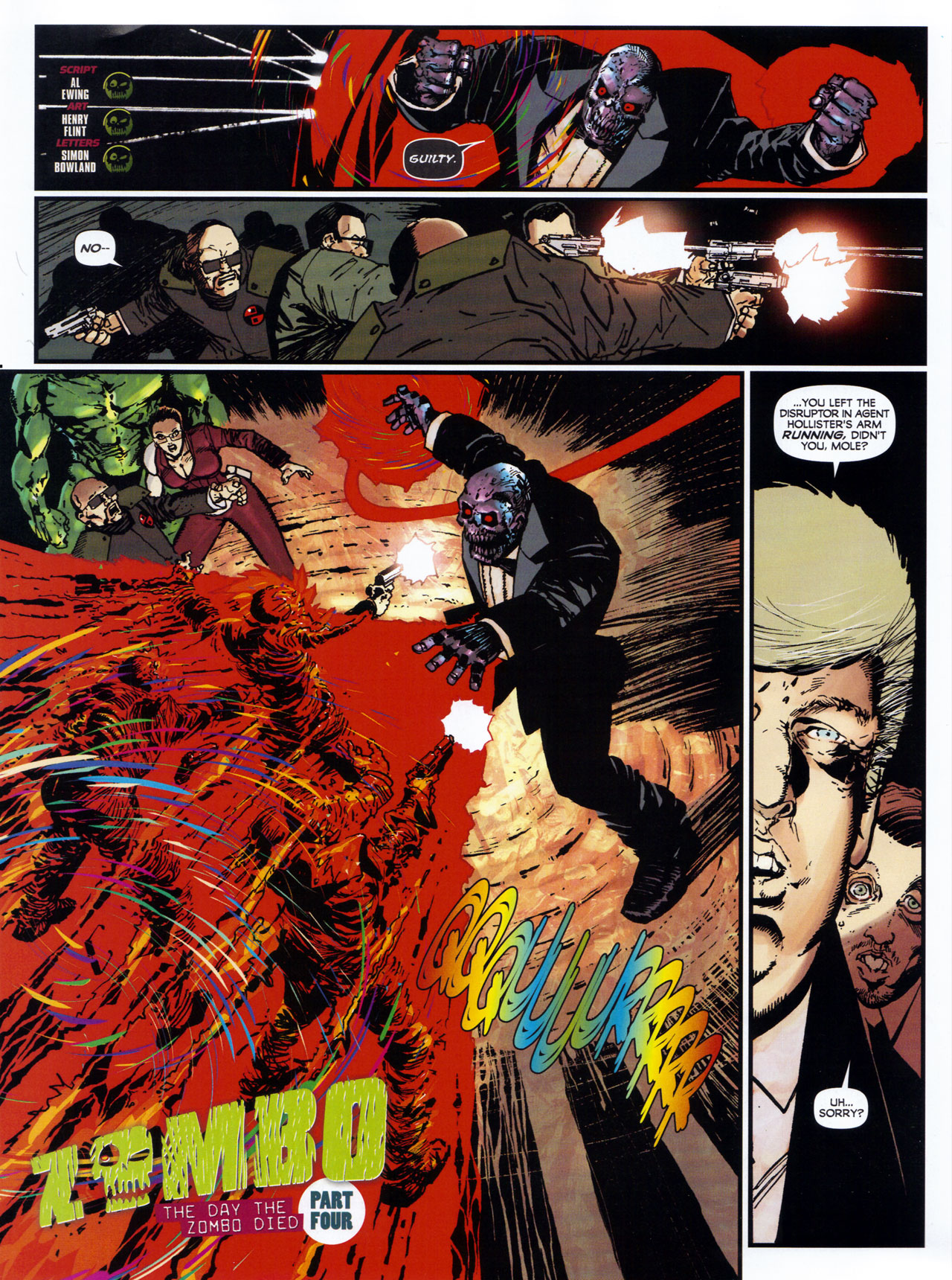 Read online 2000 AD comic -  Issue #1746 - 106