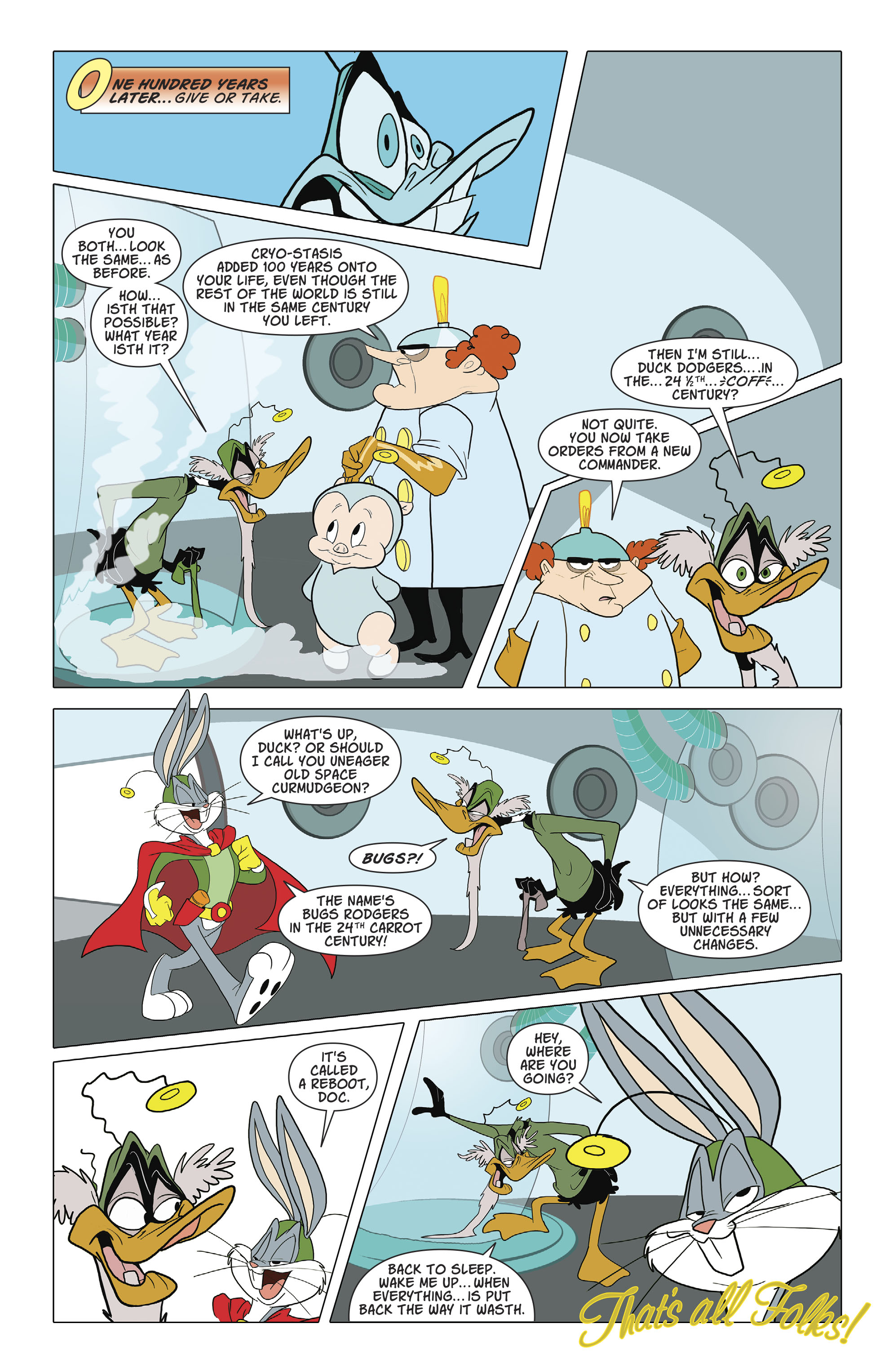 Read online Looney Tunes (1994) comic -  Issue #237 - 9