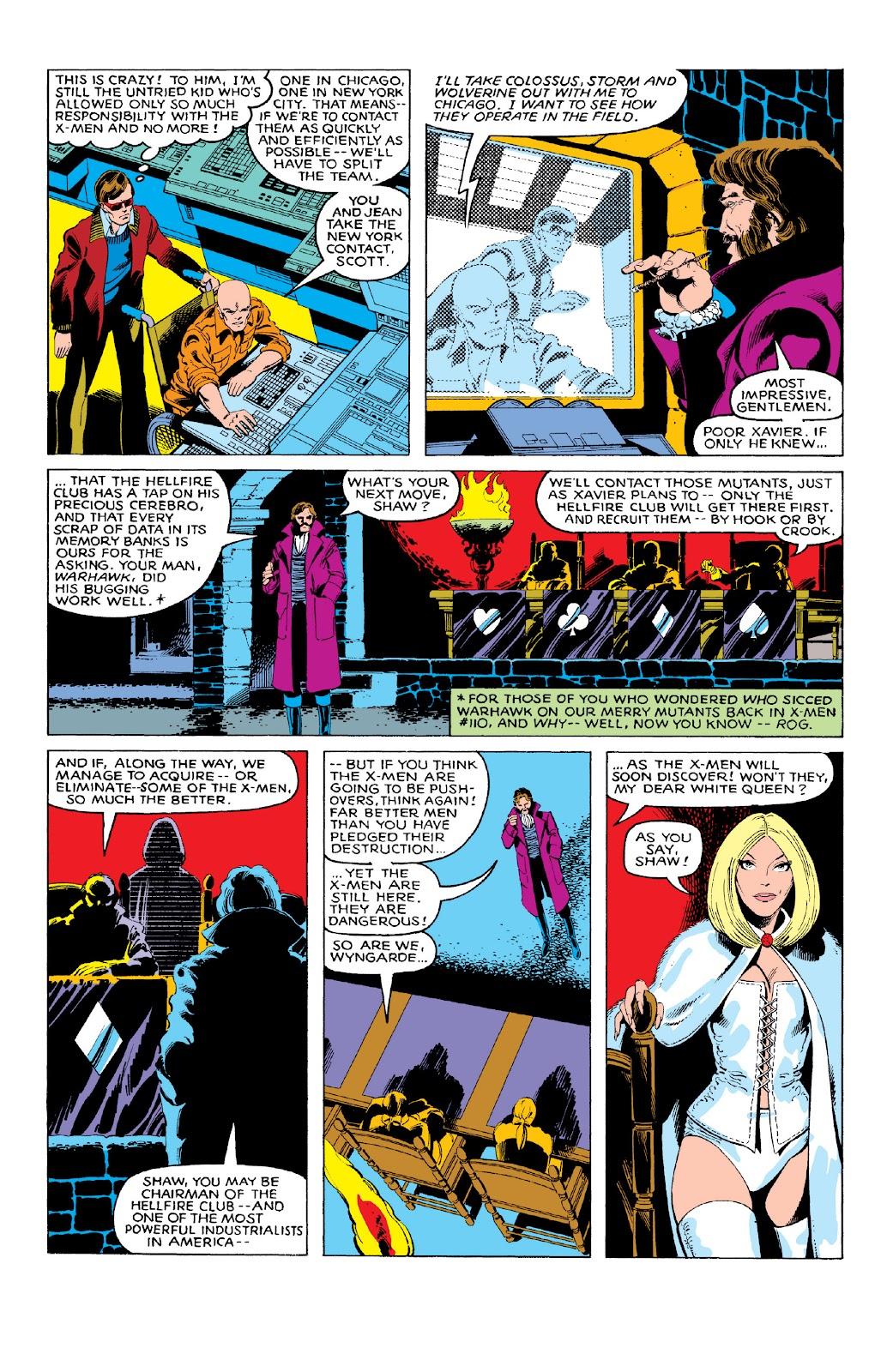 Read online X-Men Milestones: Dark Phoenix Saga comic -  Issue # TPB (Part 1) - 14