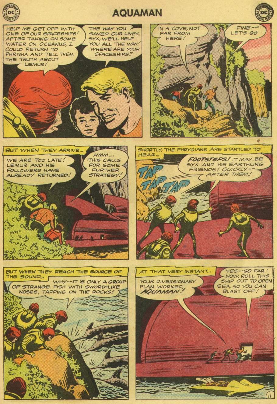 Read online Aquaman (1962) comic -  Issue #8 - 15