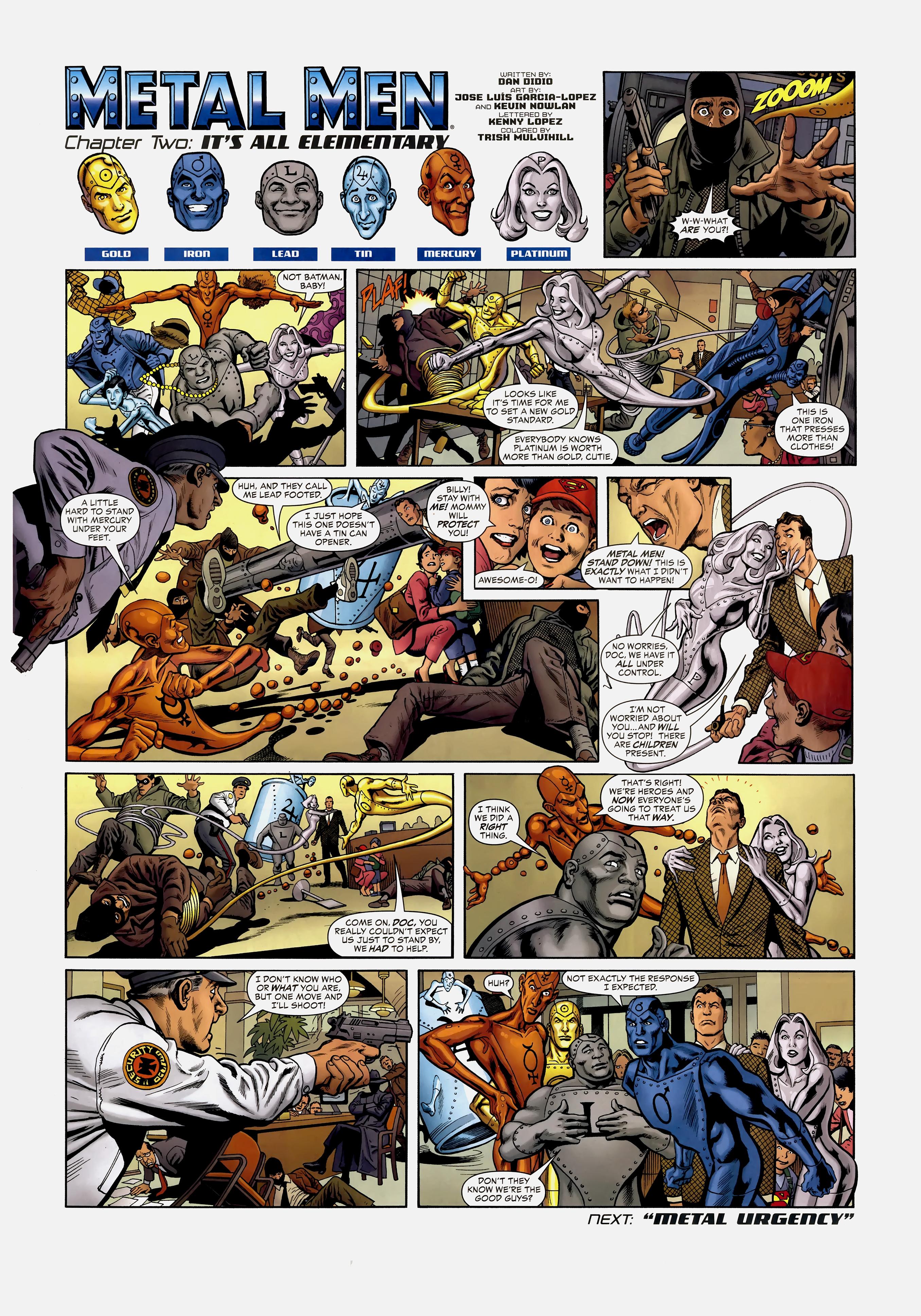Read online Wednesday Comics comic -  Issue #2 - 11