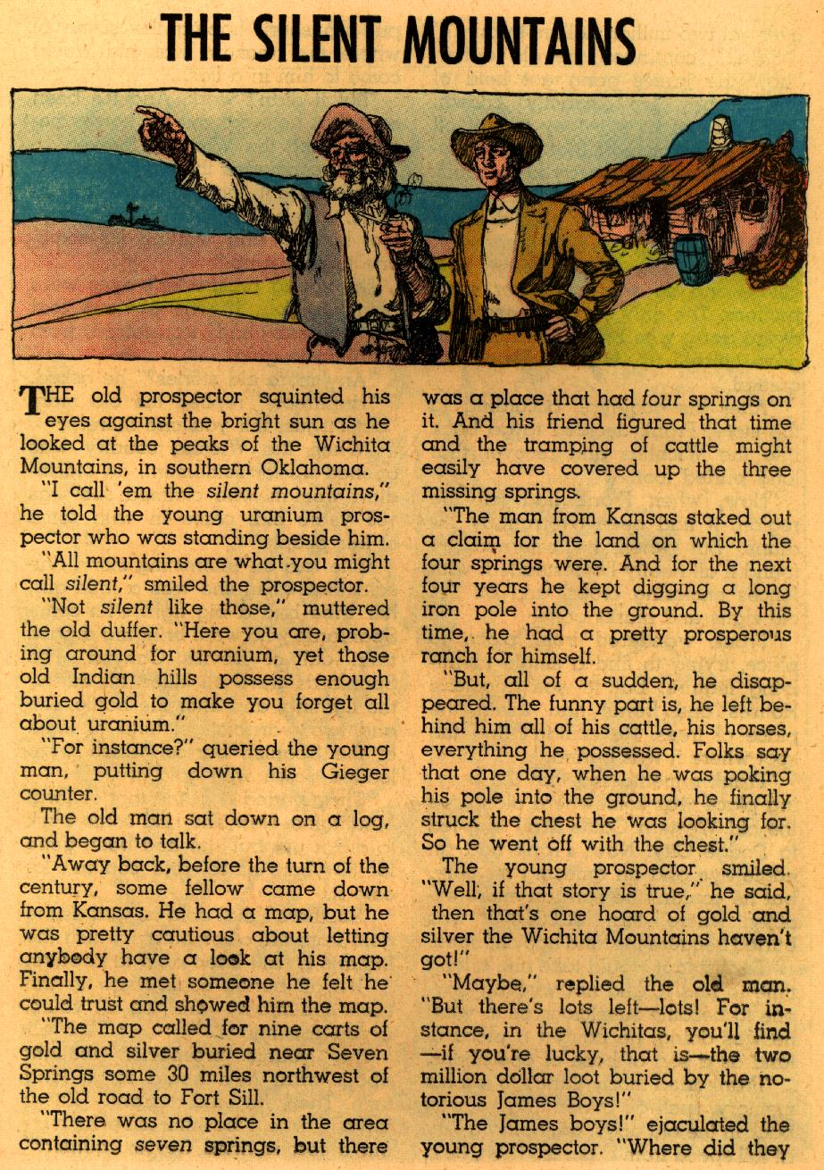 Read online All-Star Western (1951) comic -  Issue #94 - 26