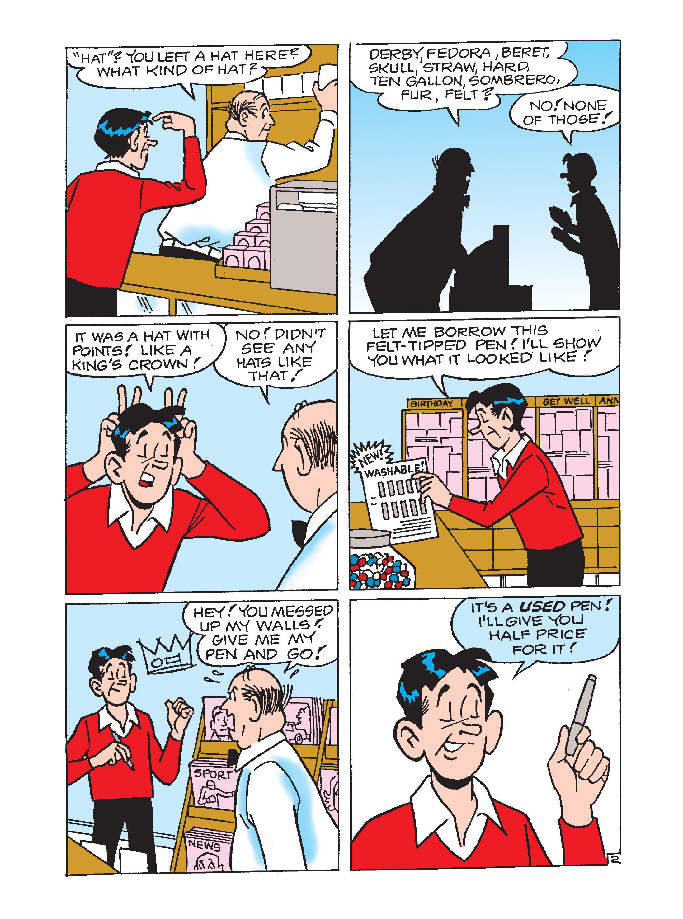 Read online Archie 1000 Page Comics Bonanza comic -  Issue #1 (Part 1) - 32