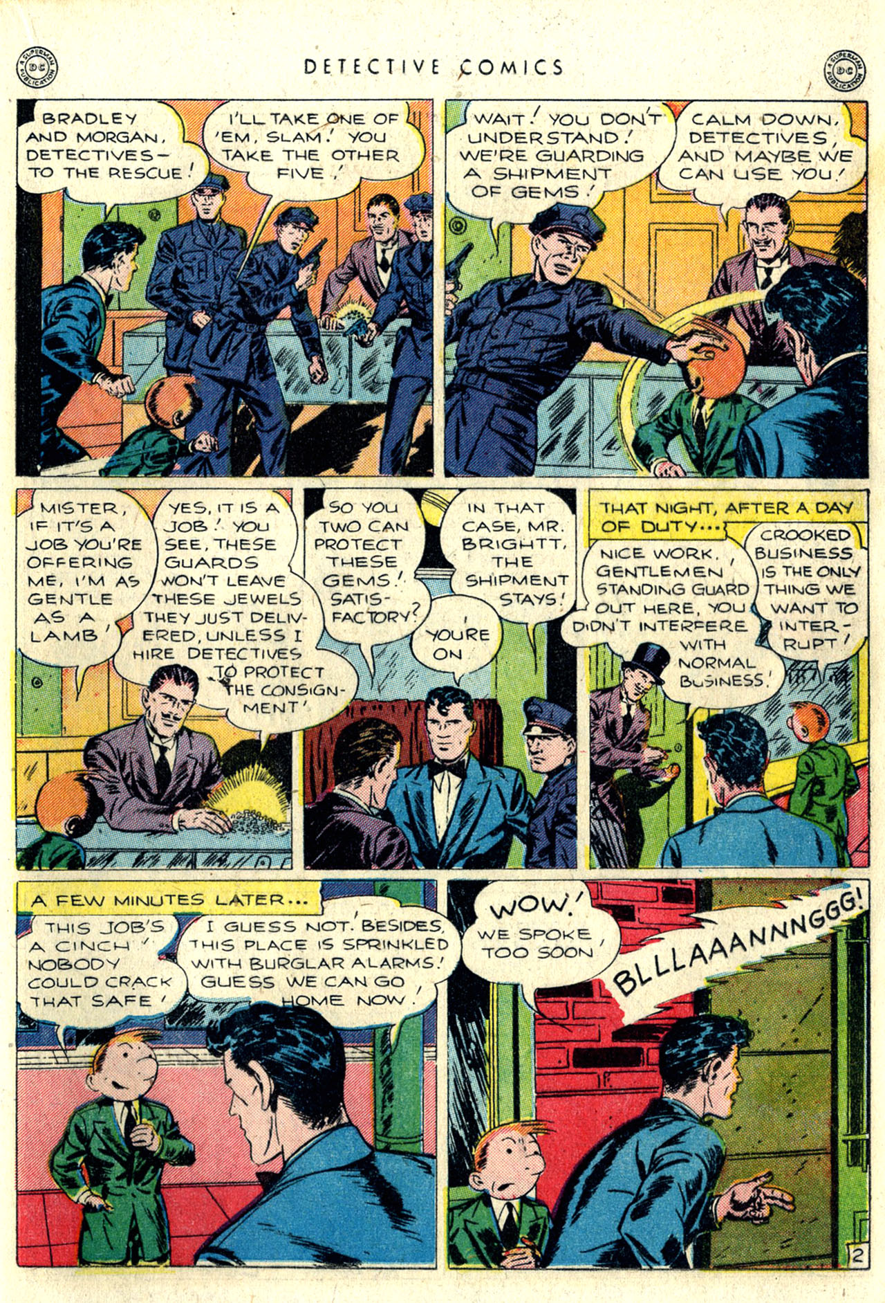 Read online Detective Comics (1937) comic -  Issue #100 - 28