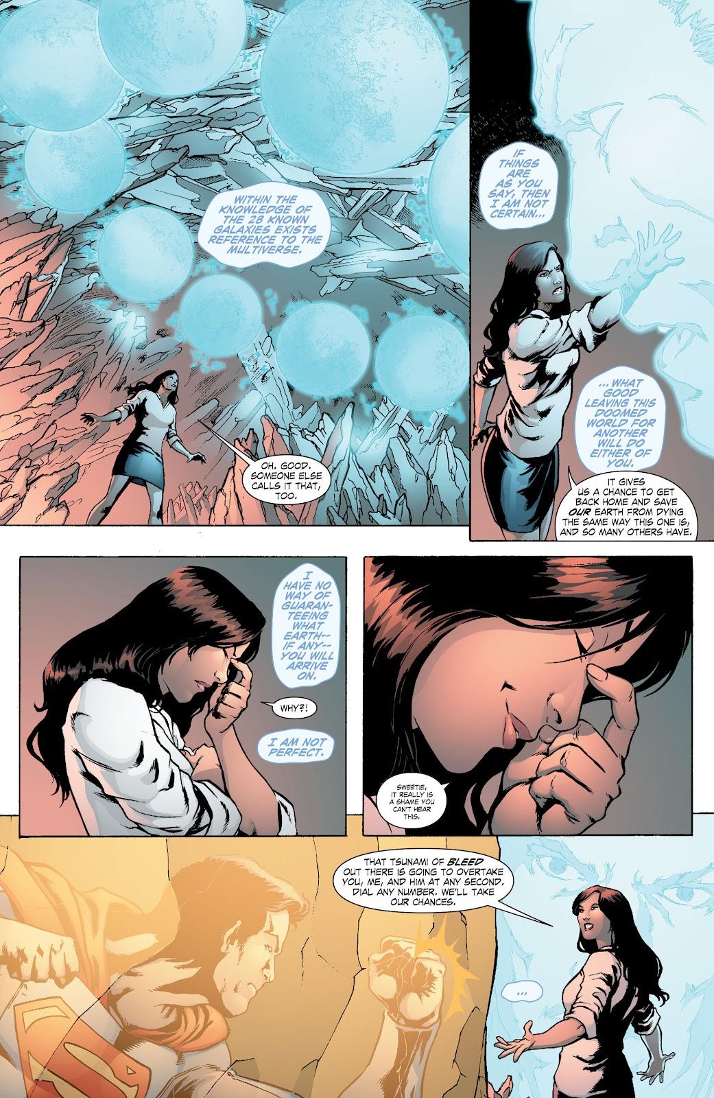 Read online Smallville Season 11 [II] comic -  Issue # TPB 8 - 106
