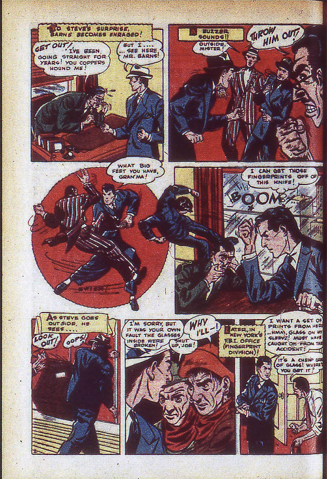 Read online Adventure Comics (1938) comic -  Issue #59 - 29