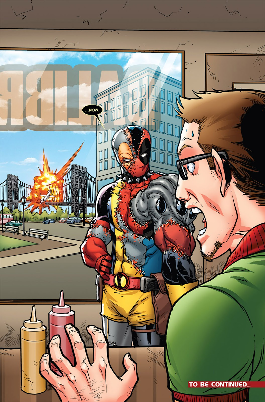 Read online Deadpool (2008) comic -  Issue #45 - 22