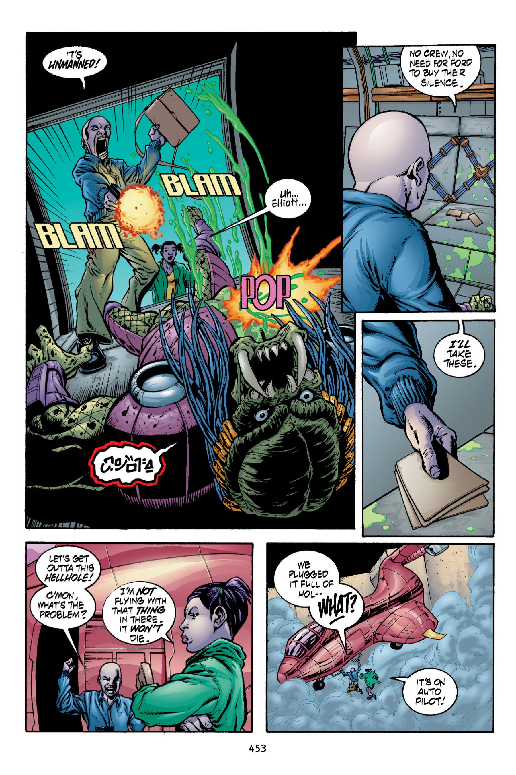 Read online Aliens vs. Predator Omnibus comic -  Issue # _TPB 2 Part 4 - 115