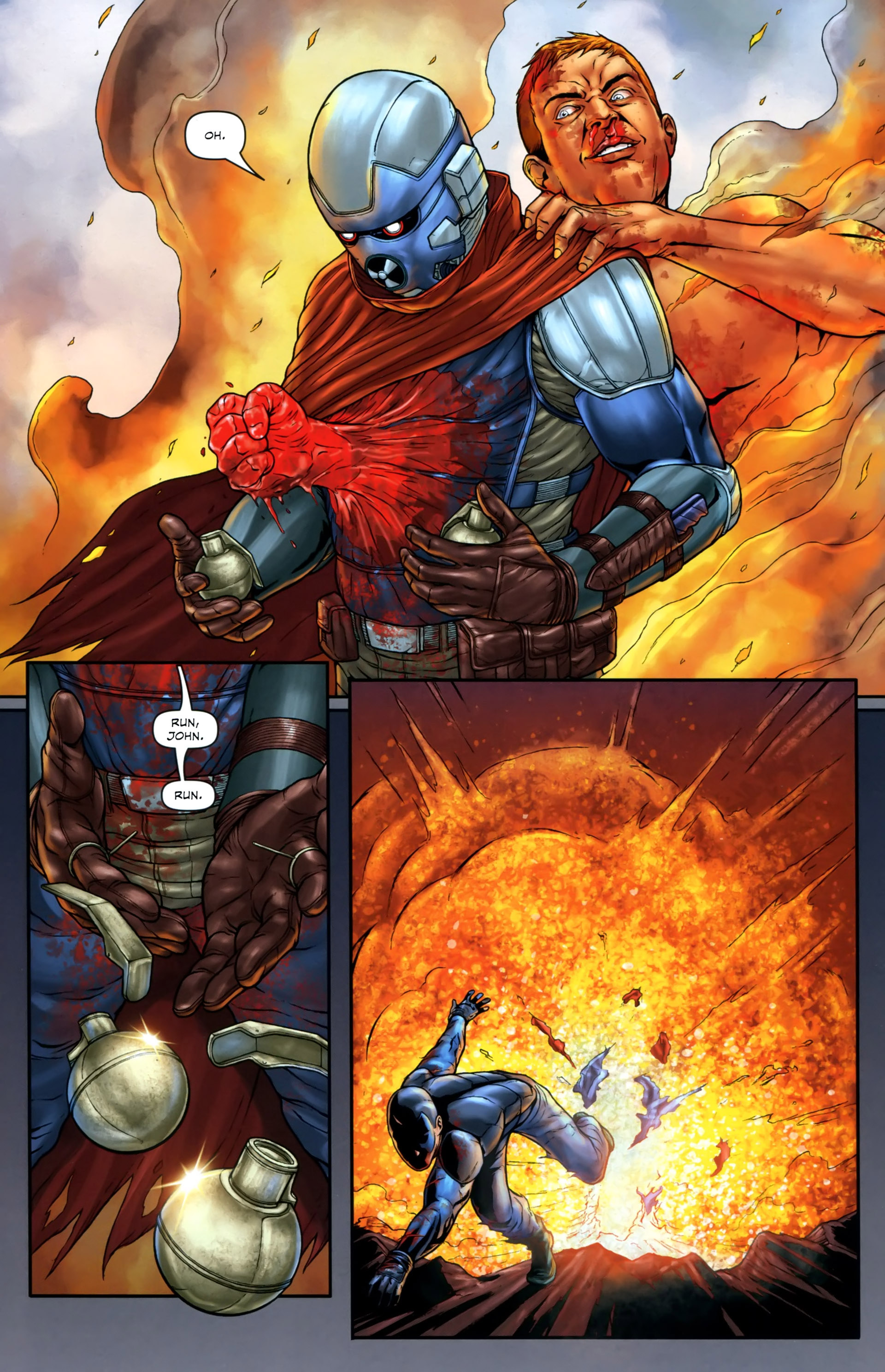 Read online Absolution: Rubicon comic -  Issue #2 - 22