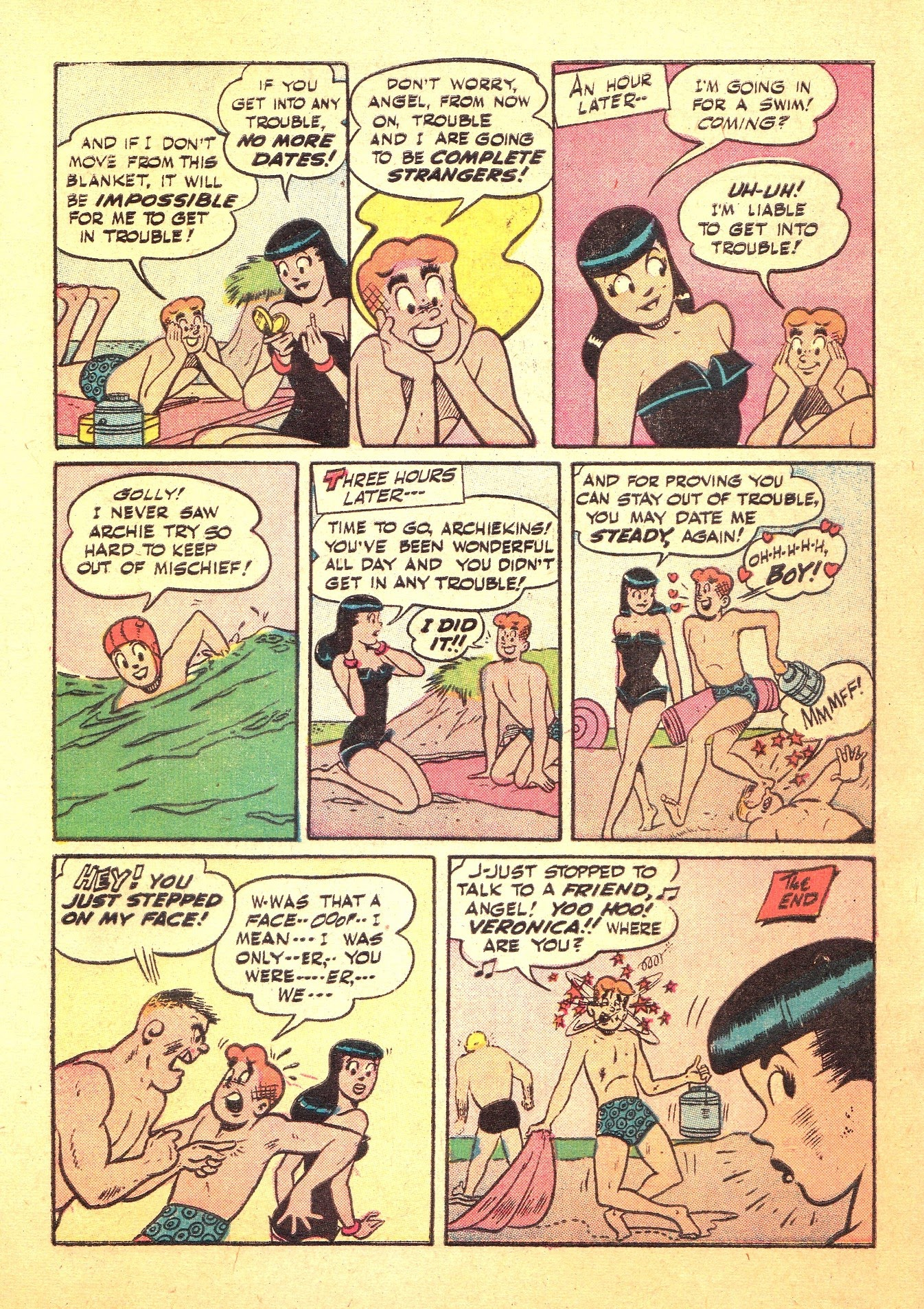 Archie Comics issue 077 - Page 9