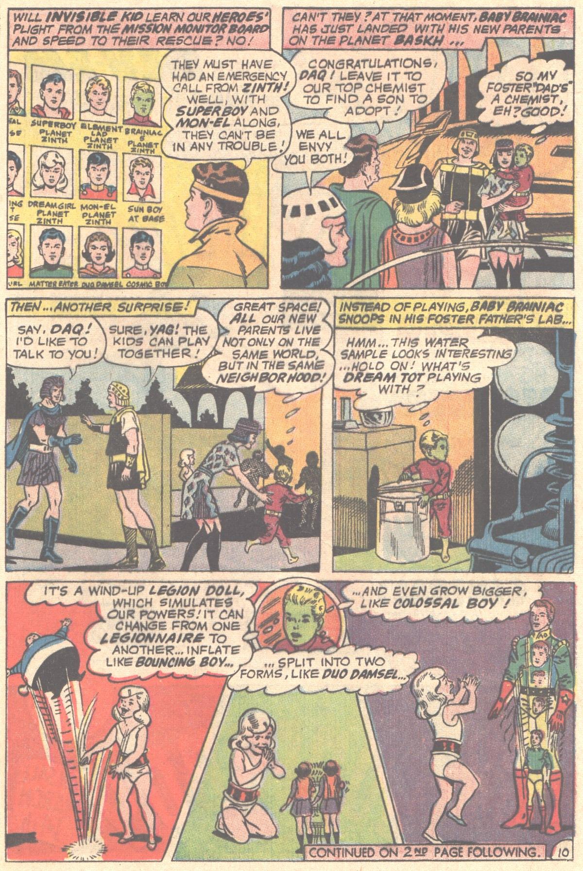 Read online Adventure Comics (1938) comic -  Issue #356 - 13