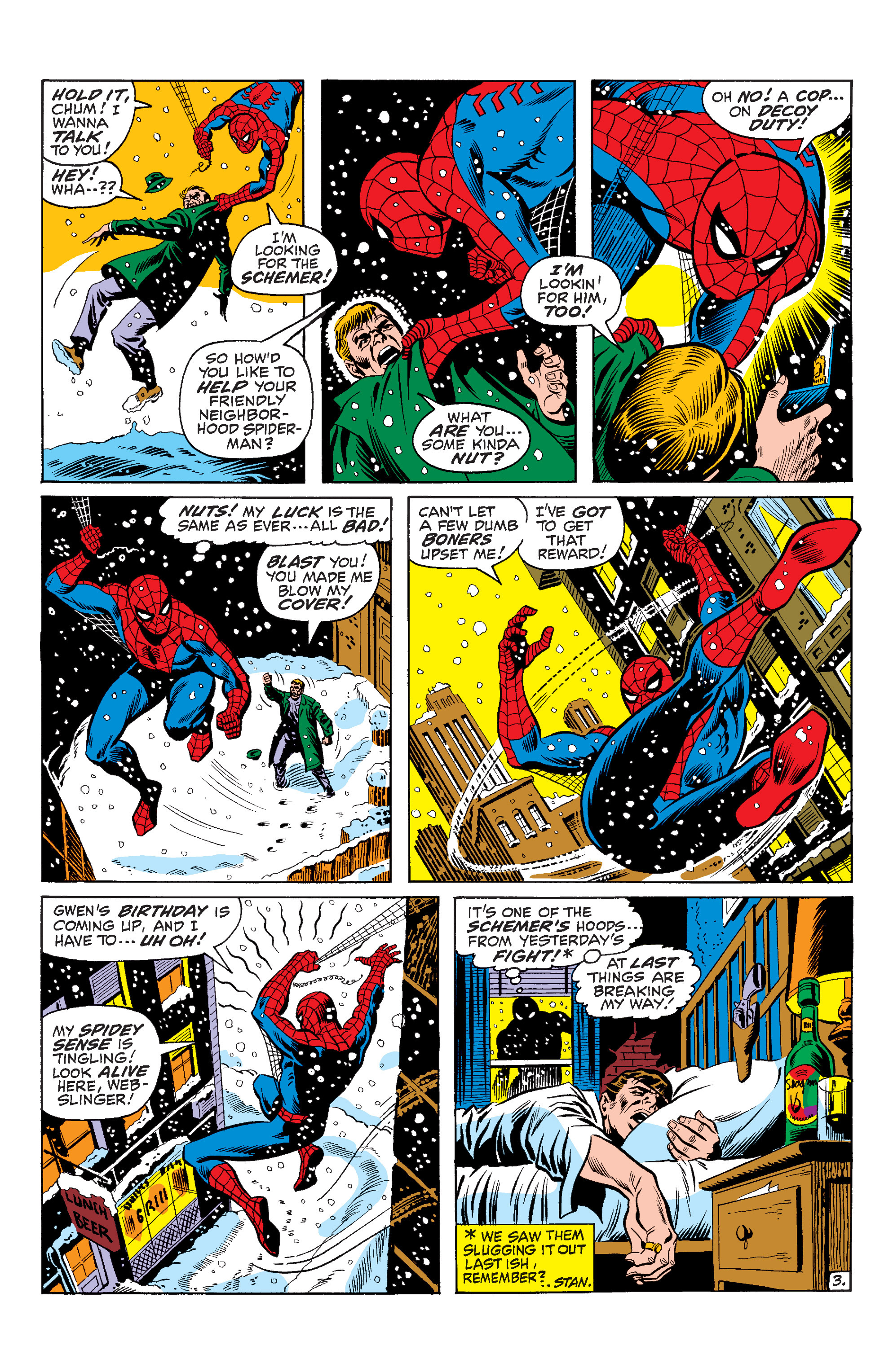 The Amazing Spider-Man (1963) 84 Page 3