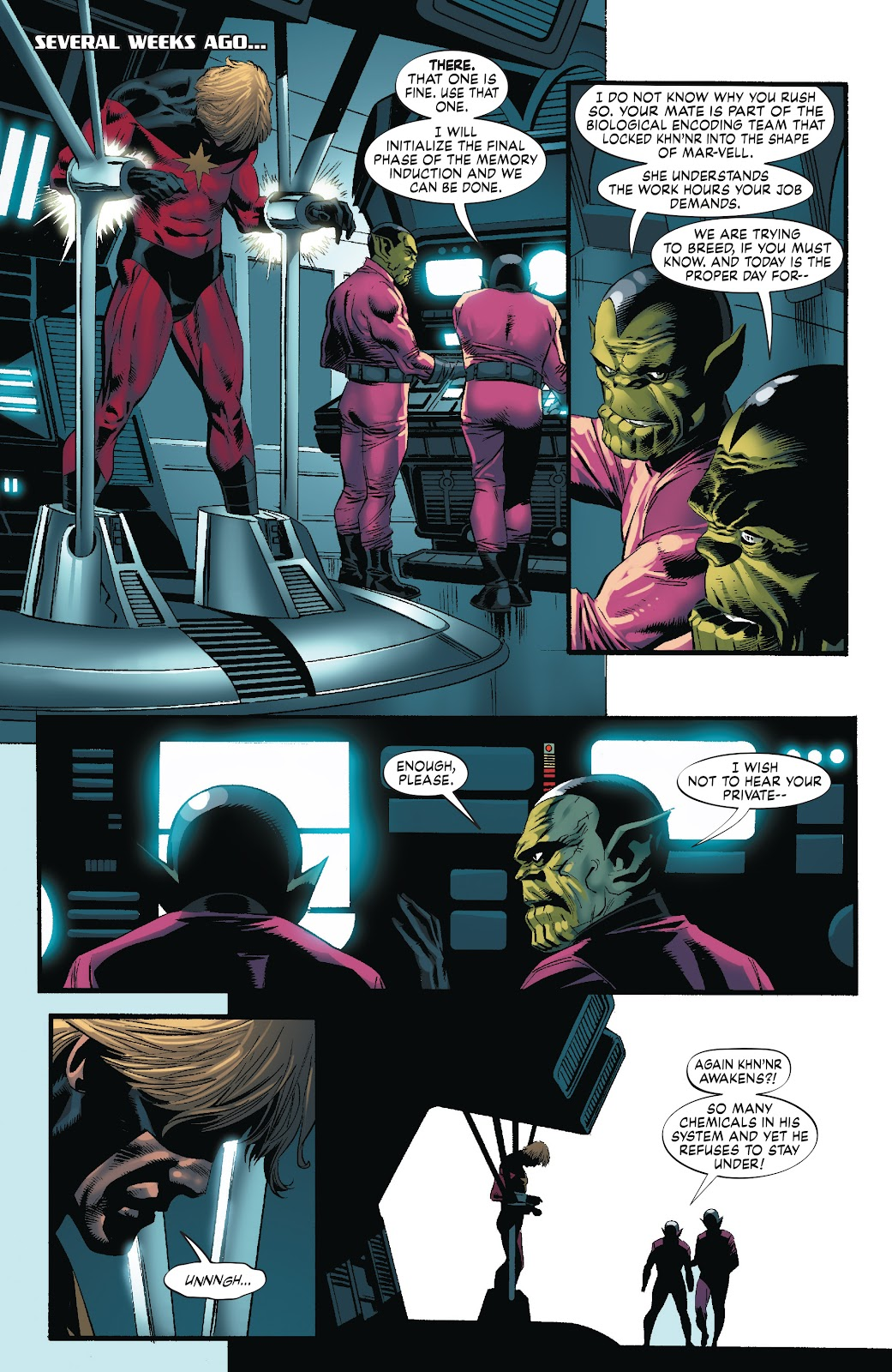 Read online Secret Invasion: Rise of the Skrulls comic -  Issue # TPB (Part 4) - 55