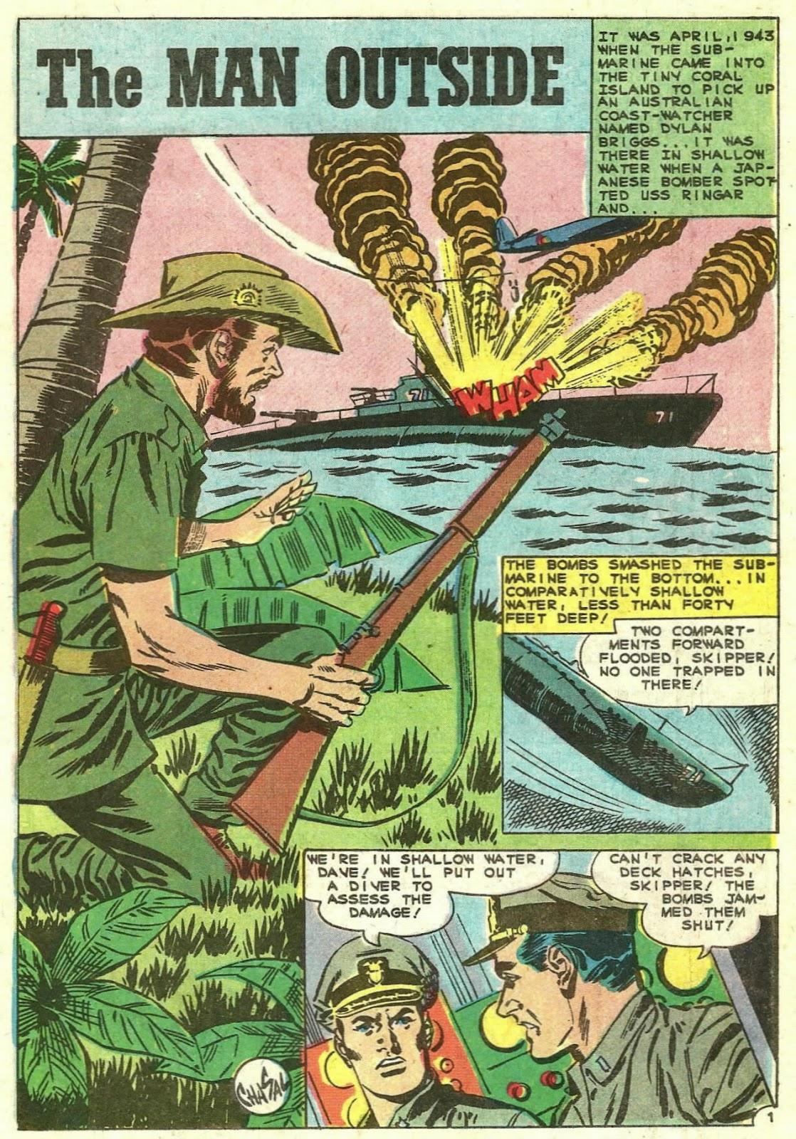 Read online Fightin' Navy comic -  Issue #130 - 11