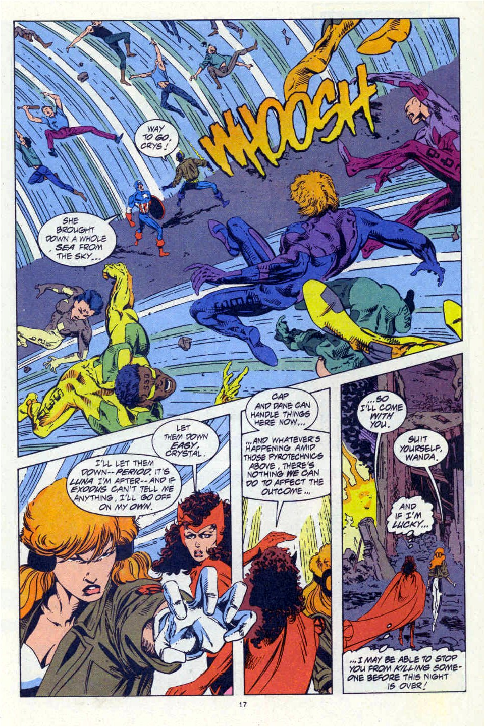 Avengers West Coast (1989) 101 Page 12