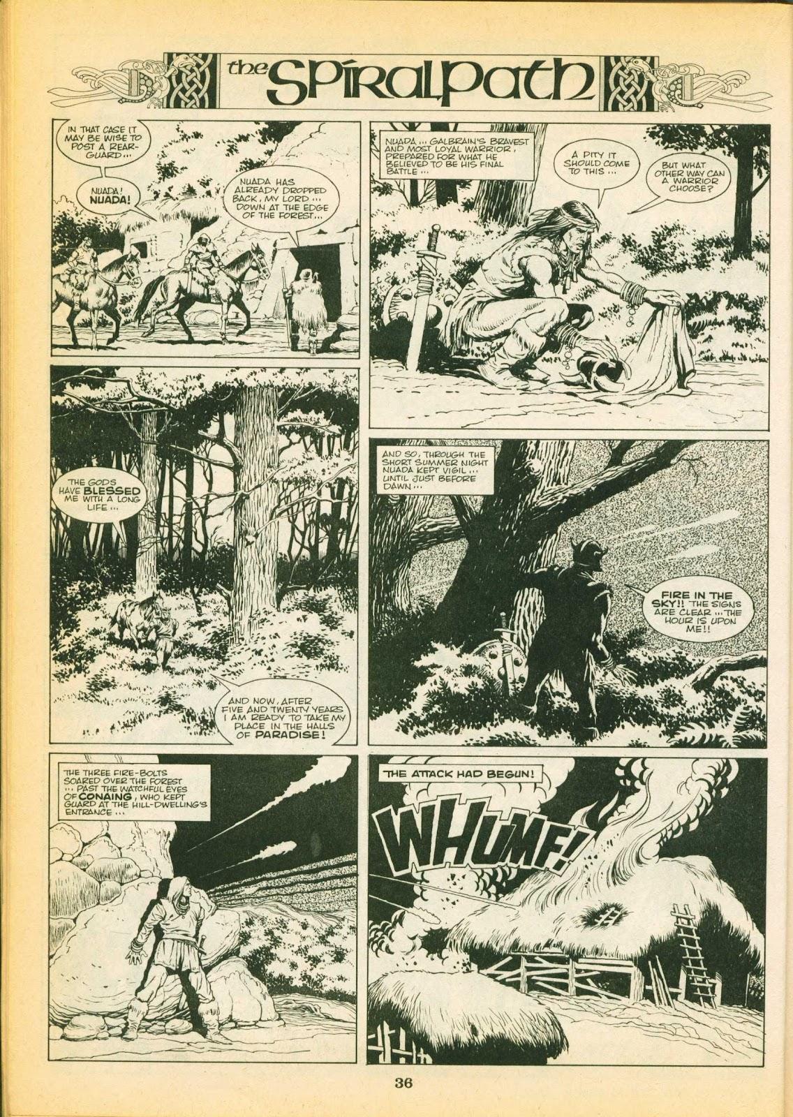 Warrior Issue #2 #3 - English 35