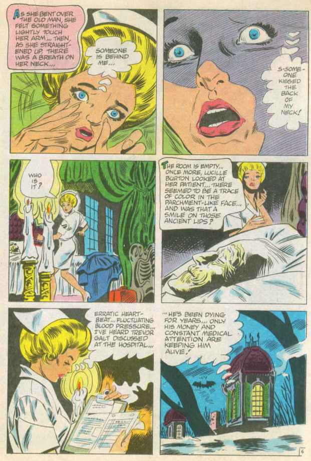 Read online Beyond the Grave (1983) comic -  Issue #14 - 15
