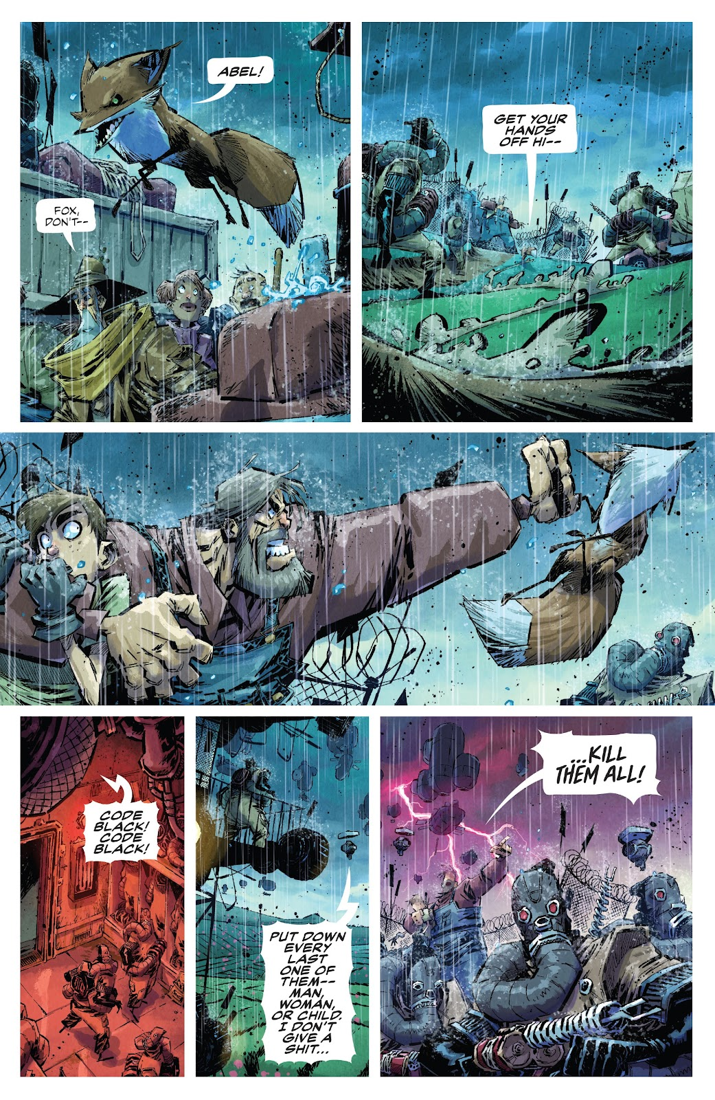 Read online Middlewest comic -  Issue #17 - 5
