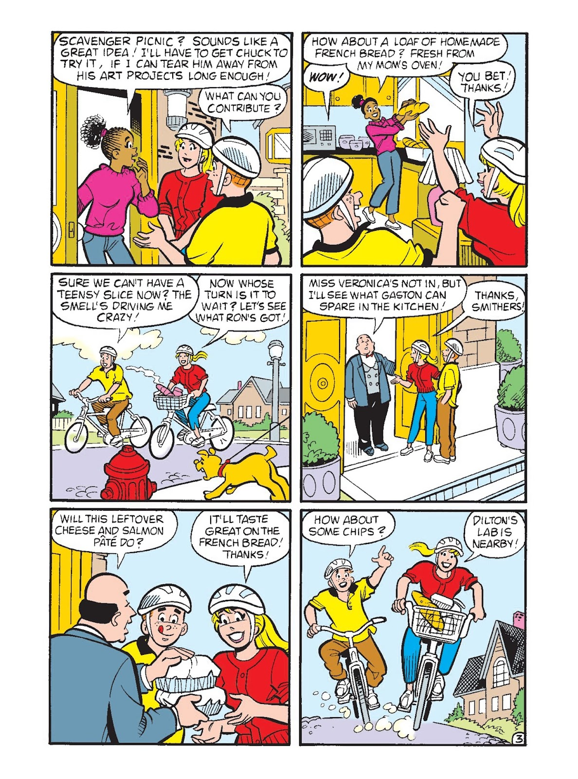 Archie 1000 Page Comics Digest issue TPB_(Part_5) - Page 96