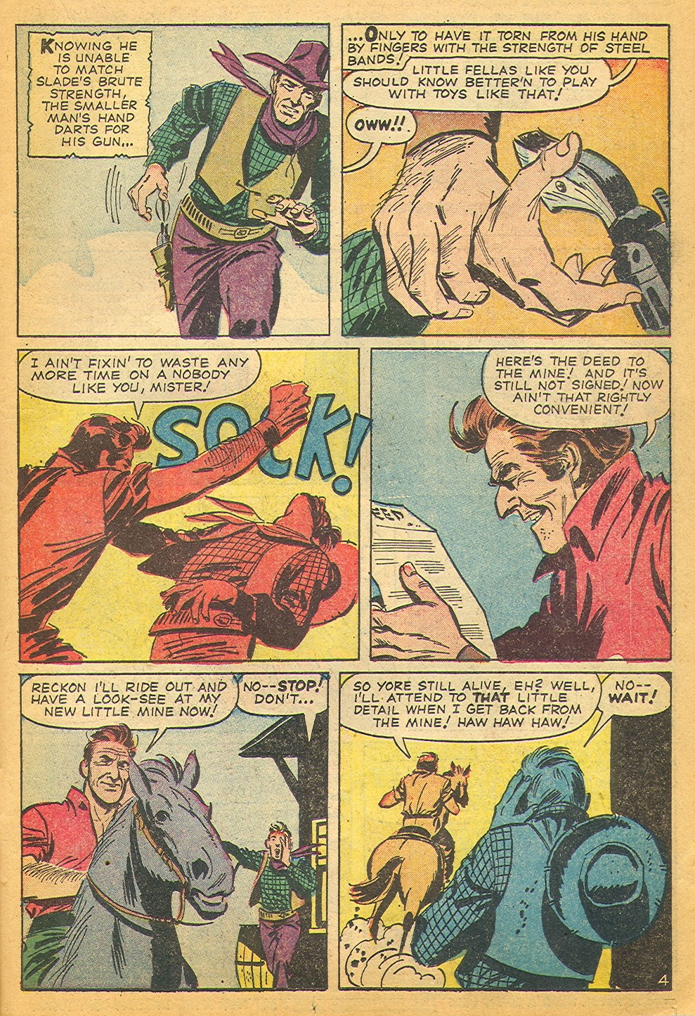 The Rawhide Kid (1955) issue 26 - Page 23
