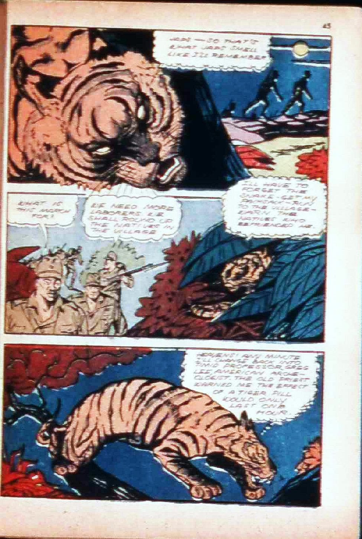 Read online Super-Magician Comics comic -  Issue #17 - 44