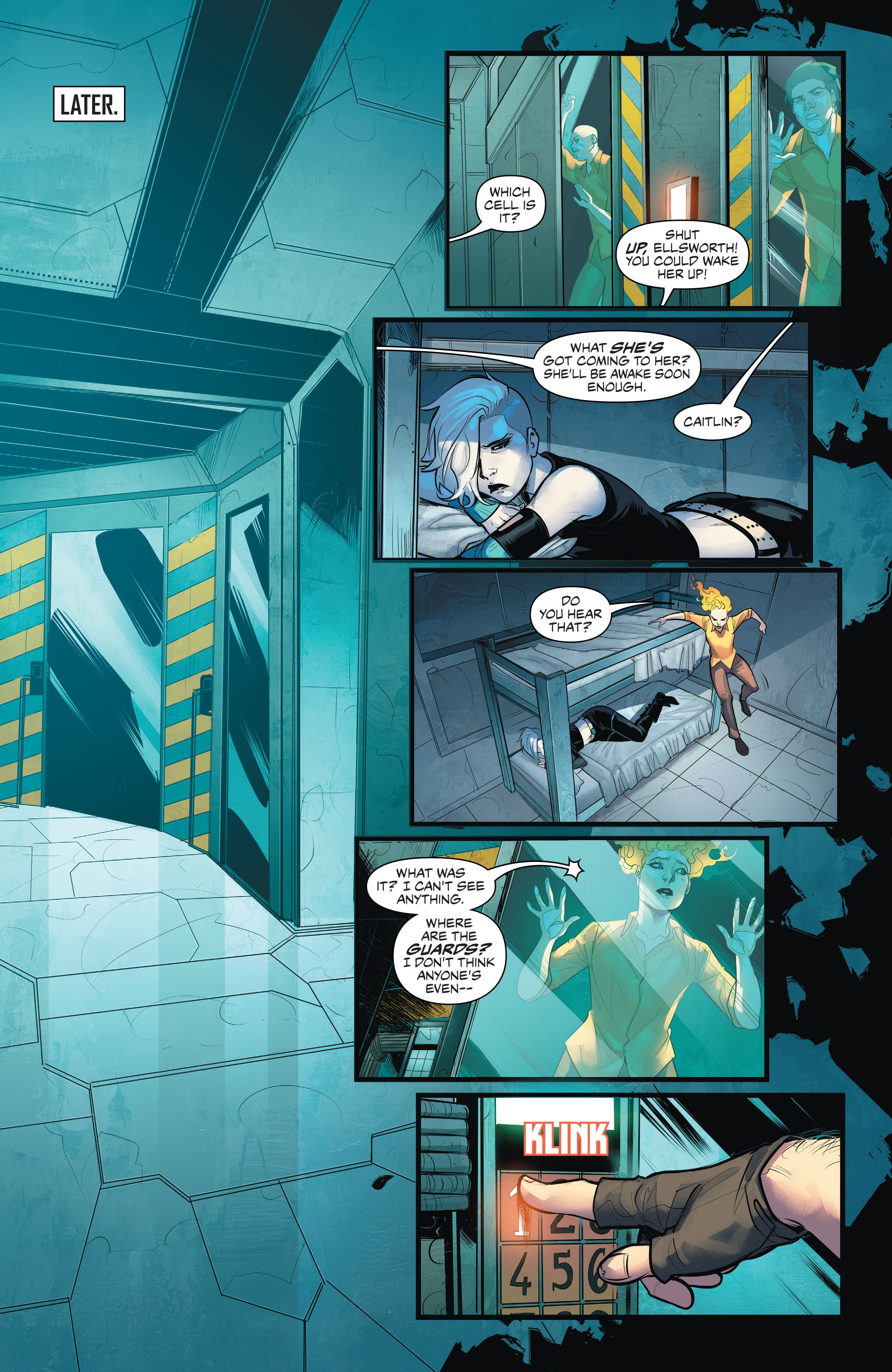 Read online Justice League of America: Killer Frost - Rebirth comic -  Issue # Full - 14