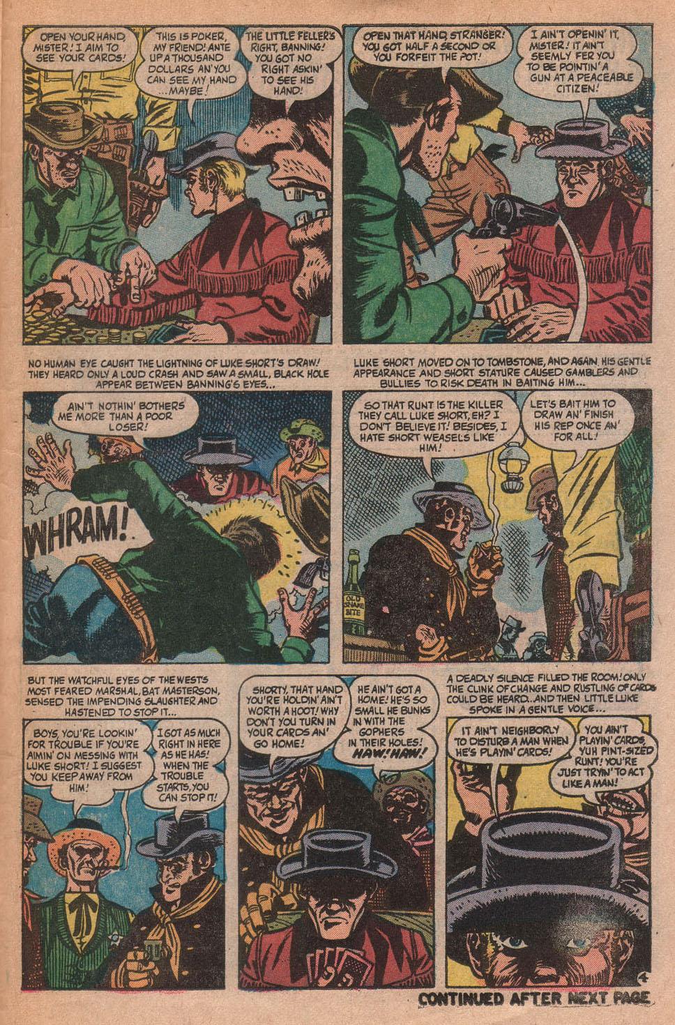 Read online Two-Gun Kid comic -  Issue #112 - 27
