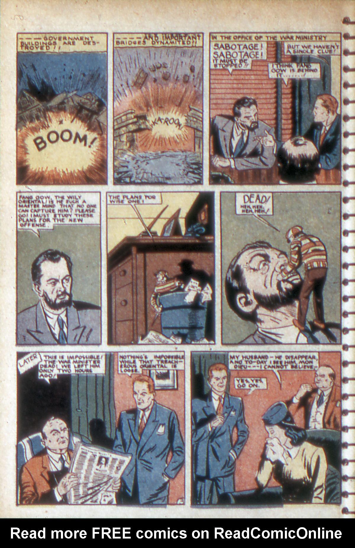 Read online Adventure Comics (1938) comic -  Issue #53 - 15