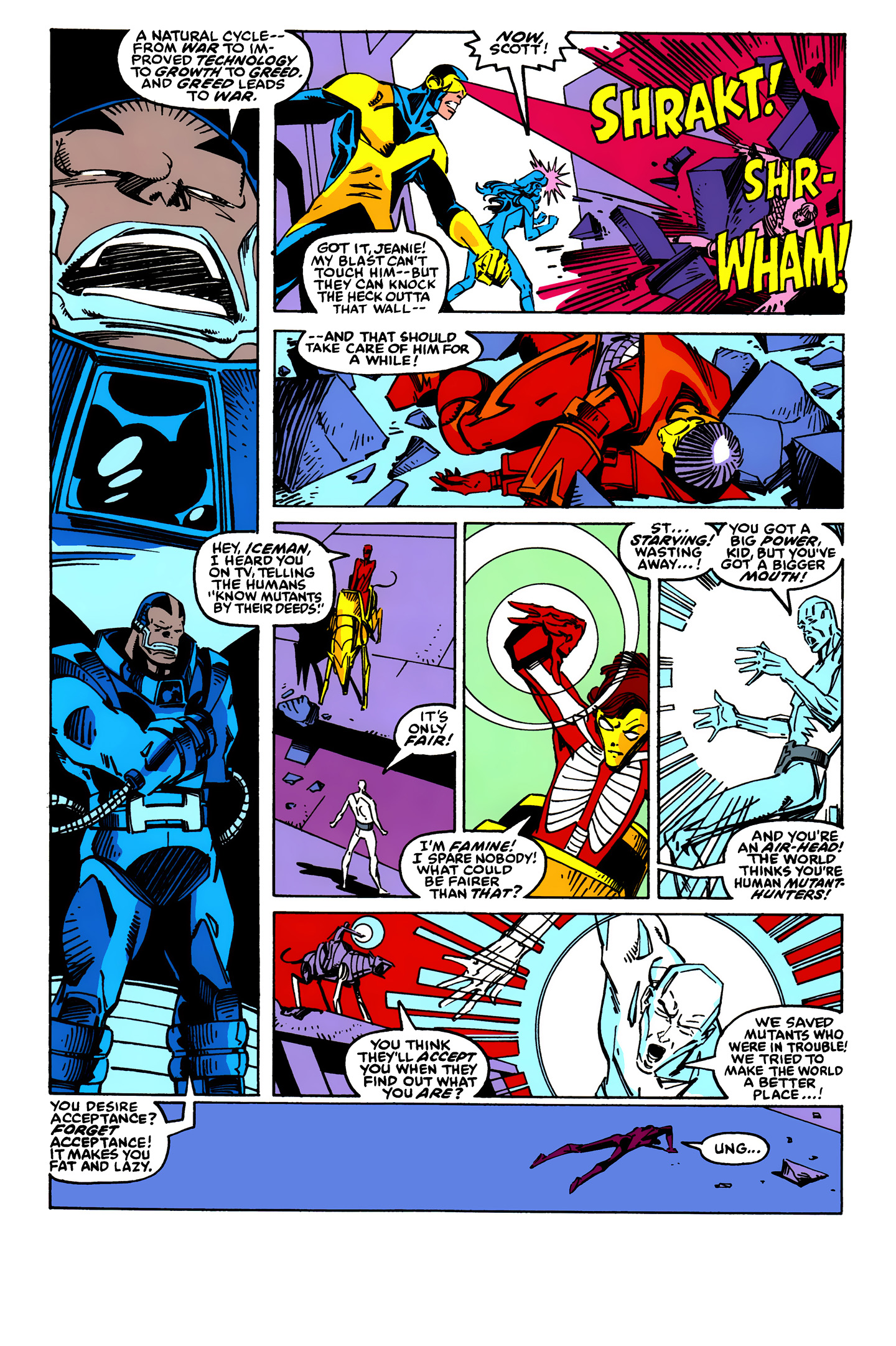 Read online X-Factor (1986) comic -  Issue #24 - 12